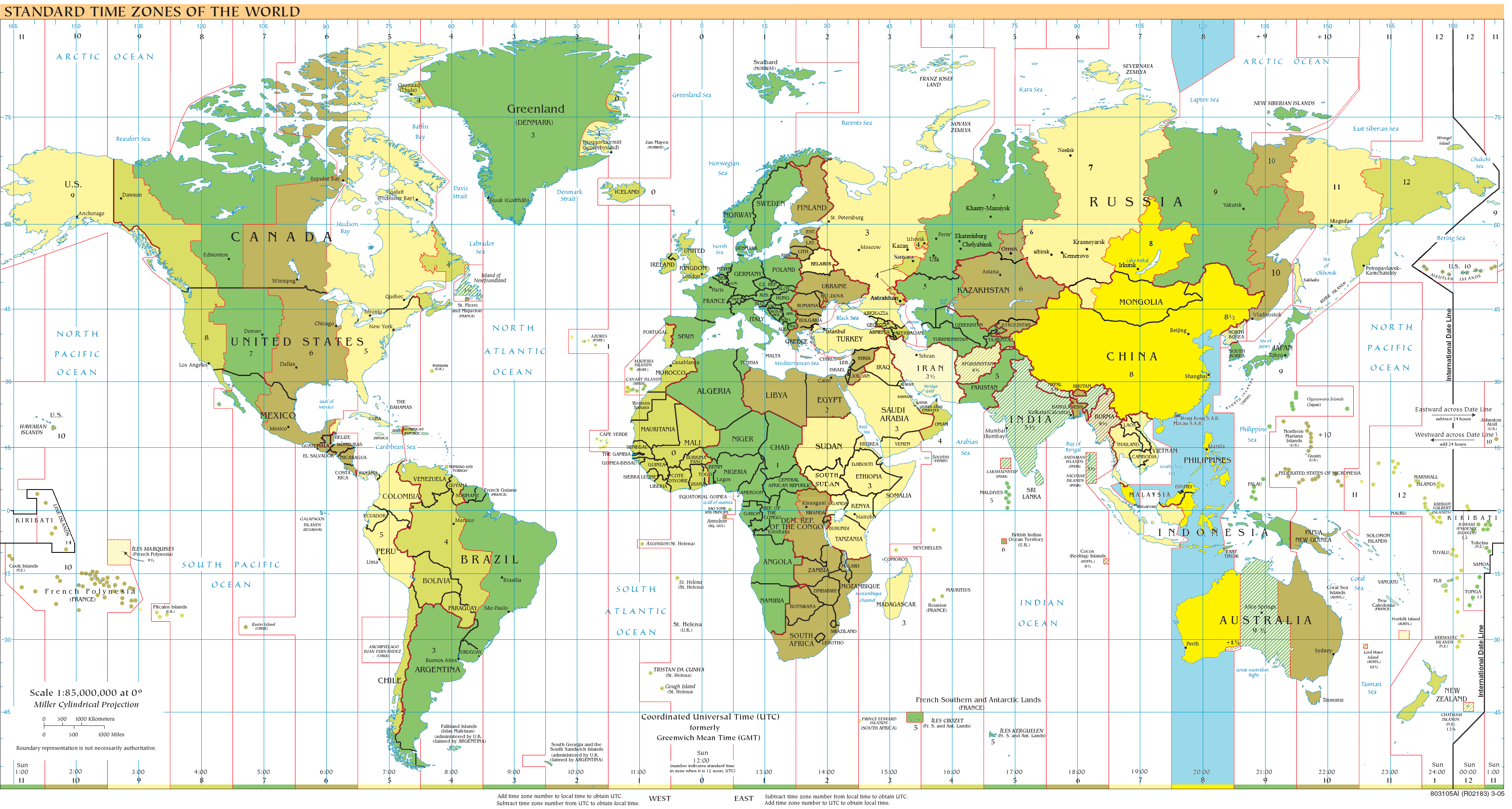 Map Of Asia Time Zones.Philippine Standard Time Wikipedia