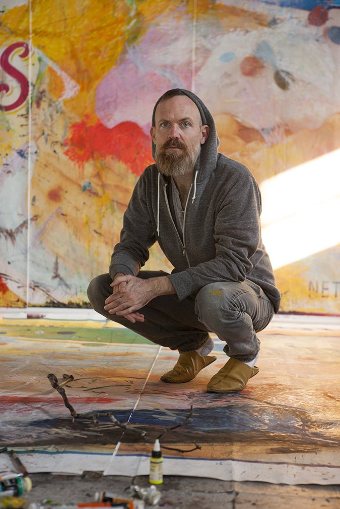 How Maverick Artist Cy Gavin Painted His Own Way From