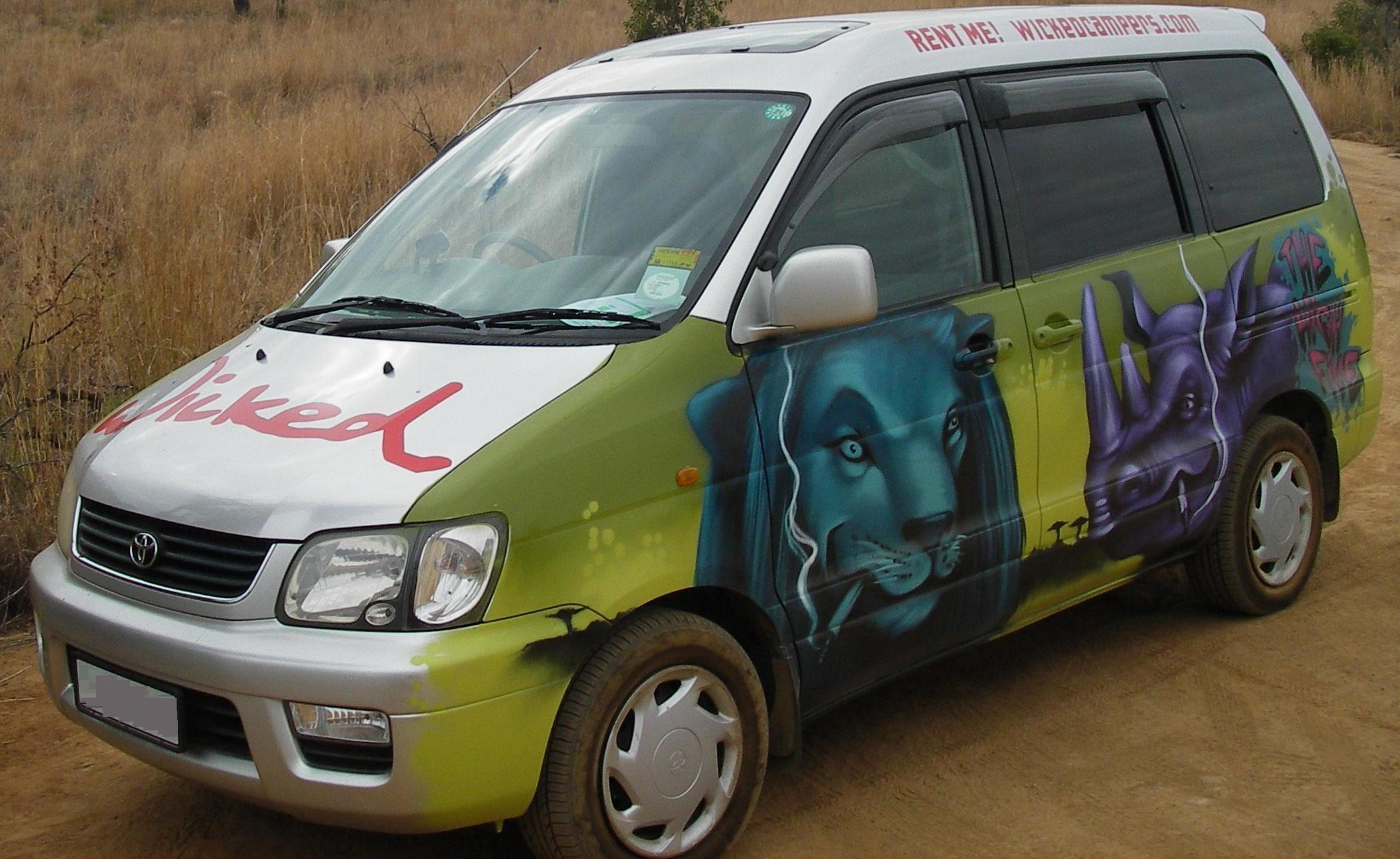 File:Toyota TownAce Wicked Campers.JPG - Wikimedia Commons