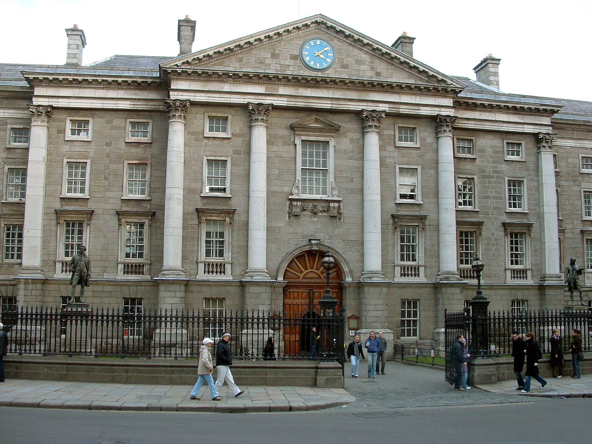 Trinity College Dublin the University of Dublin Ireland