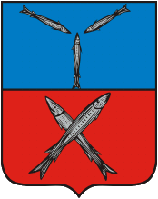 Coat of Arms of Tsaritsyn (1857)