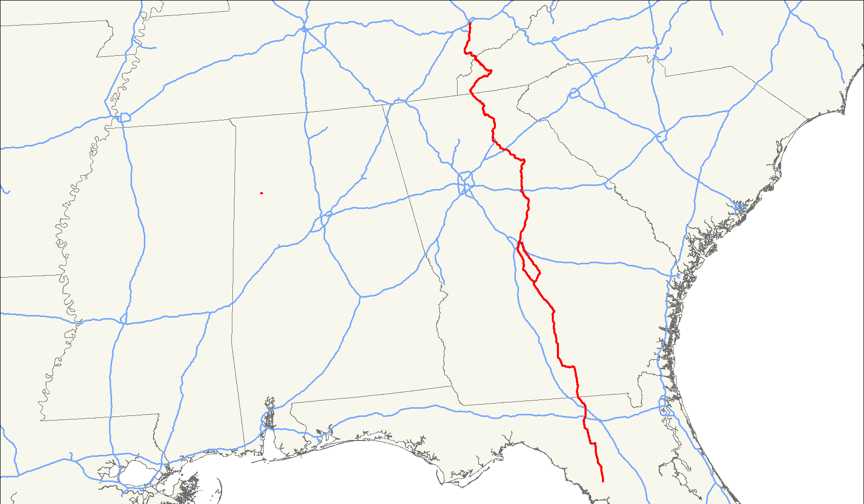 U.S. Route 129 - Wikipedia on dragon's trail map, dragon's back map, lizard tail map, white tail map, hwy 129 the dragon map, dragon tail road map, daytona loop ride map, dragon's blood map, dragon's teeth map, dragon tail motorcycle map, dragon's tale map, dragon tail blue ridge parkway map,