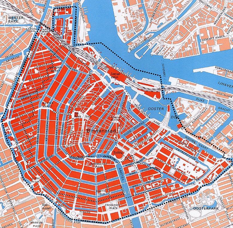 Bestand:Unesco kaart Amsterdam.jpg