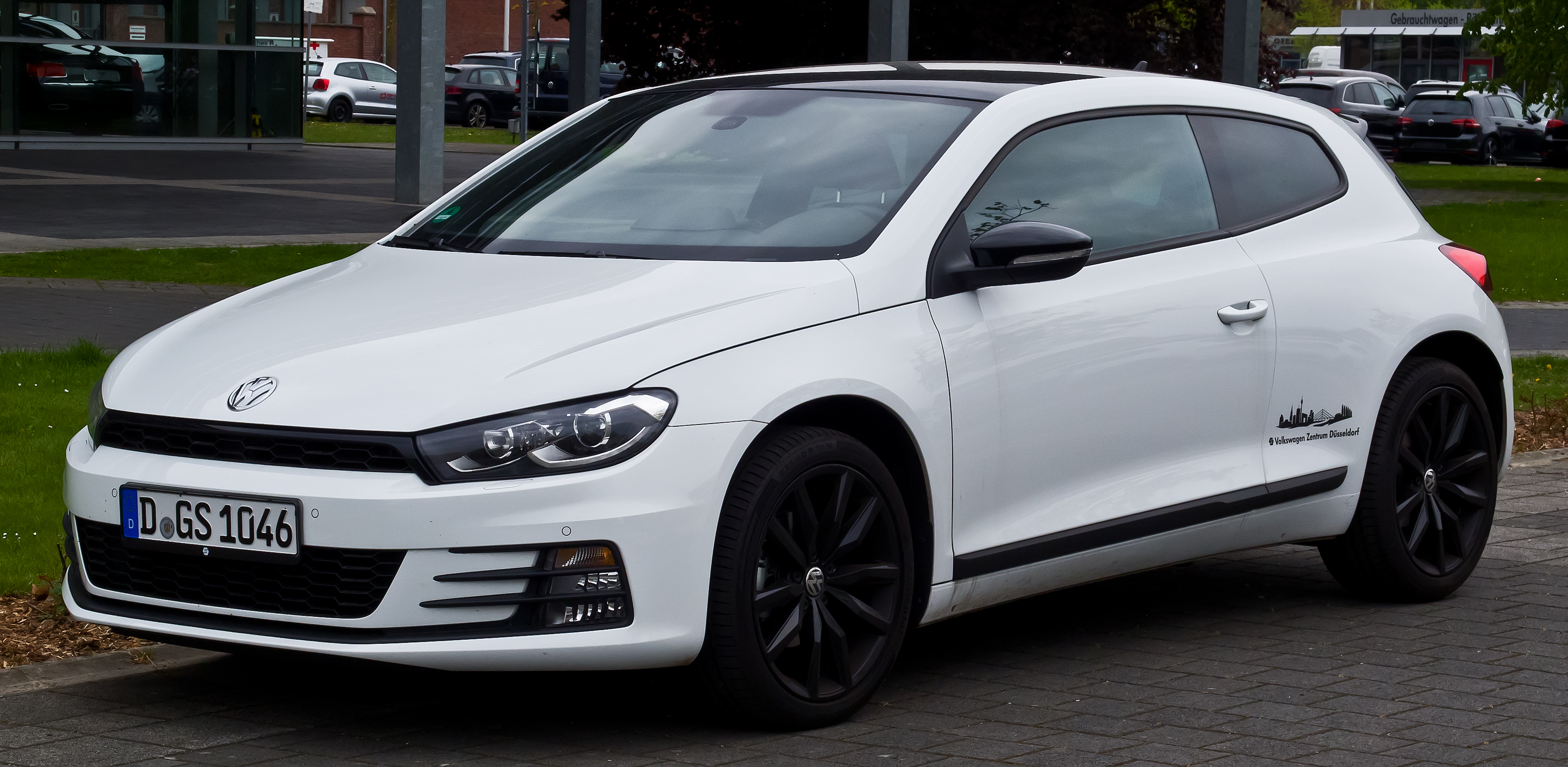 file vw scirocco 1 4 tsi bluemotion technology sport iii facelift frontansicht 21 april. Black Bedroom Furniture Sets. Home Design Ideas
