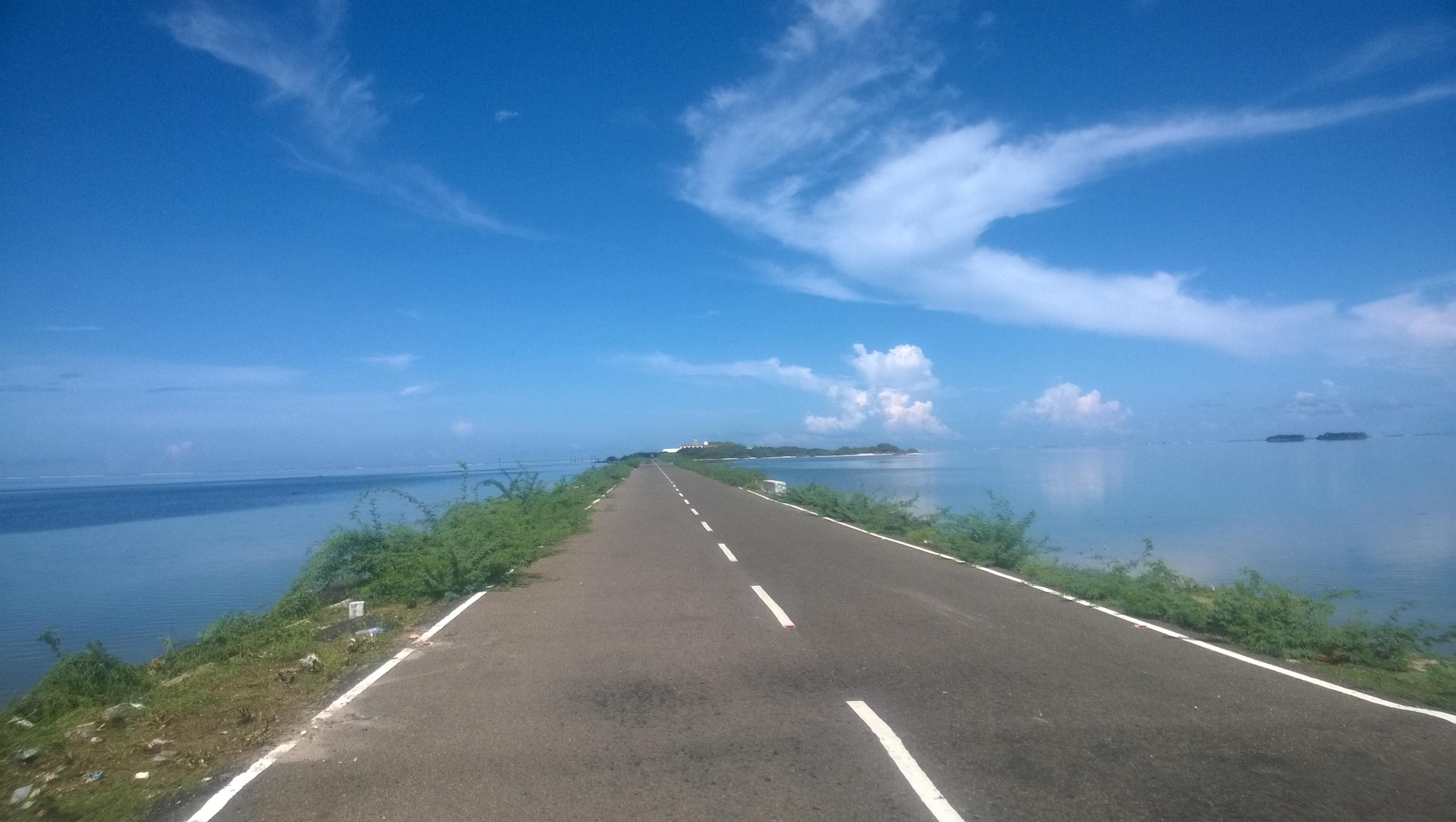 Roadtrip to Rameshwaram