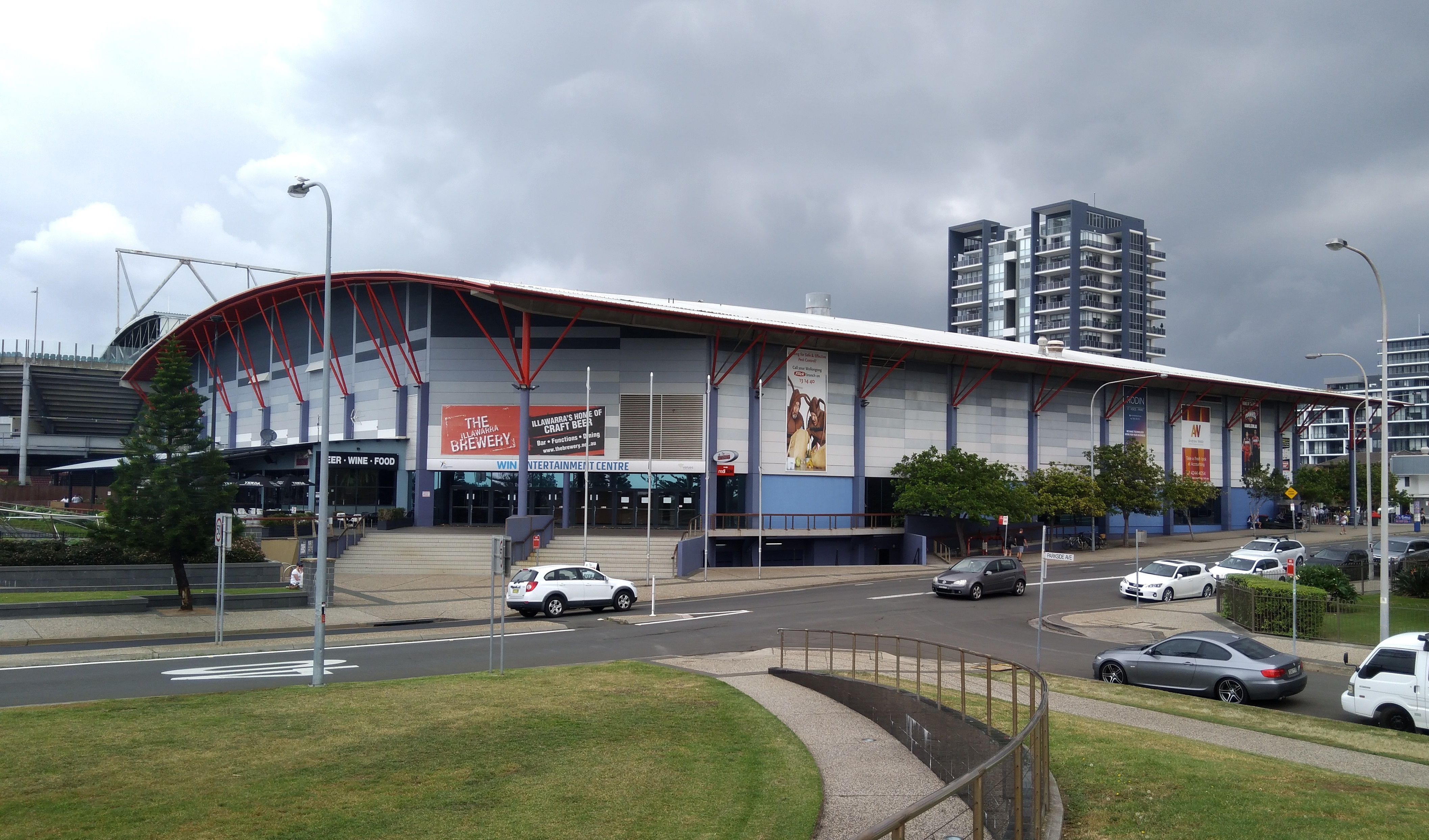 WIN Entertainment Centre - Wikipedia