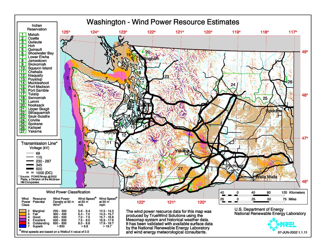 File:Washington wind resource map 50m 800.   Wikimedia Commons