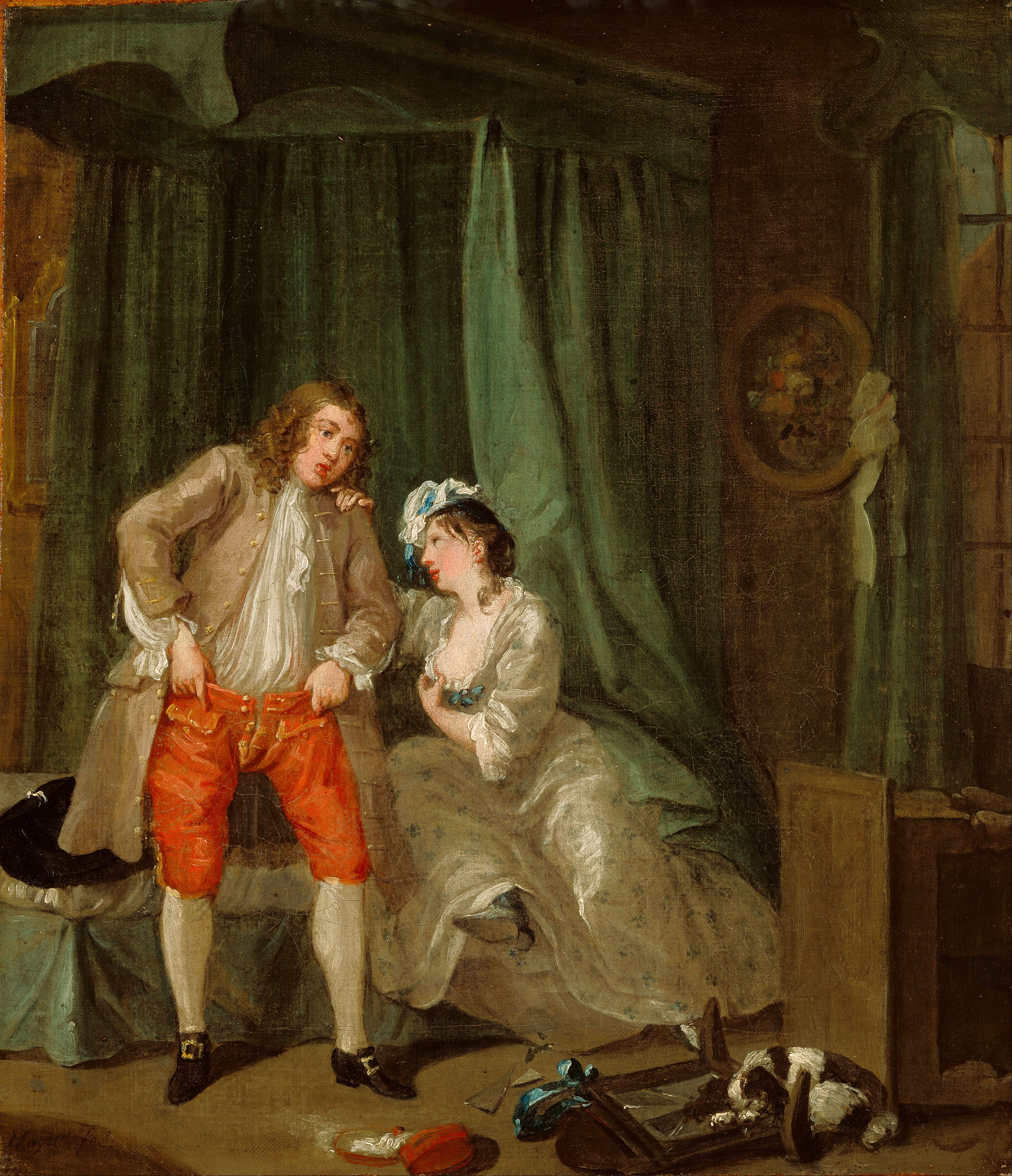 the art of william hogarth essay William hogarth: painter, engraver, and philosopher essays on the man, the work, and the time item preview.