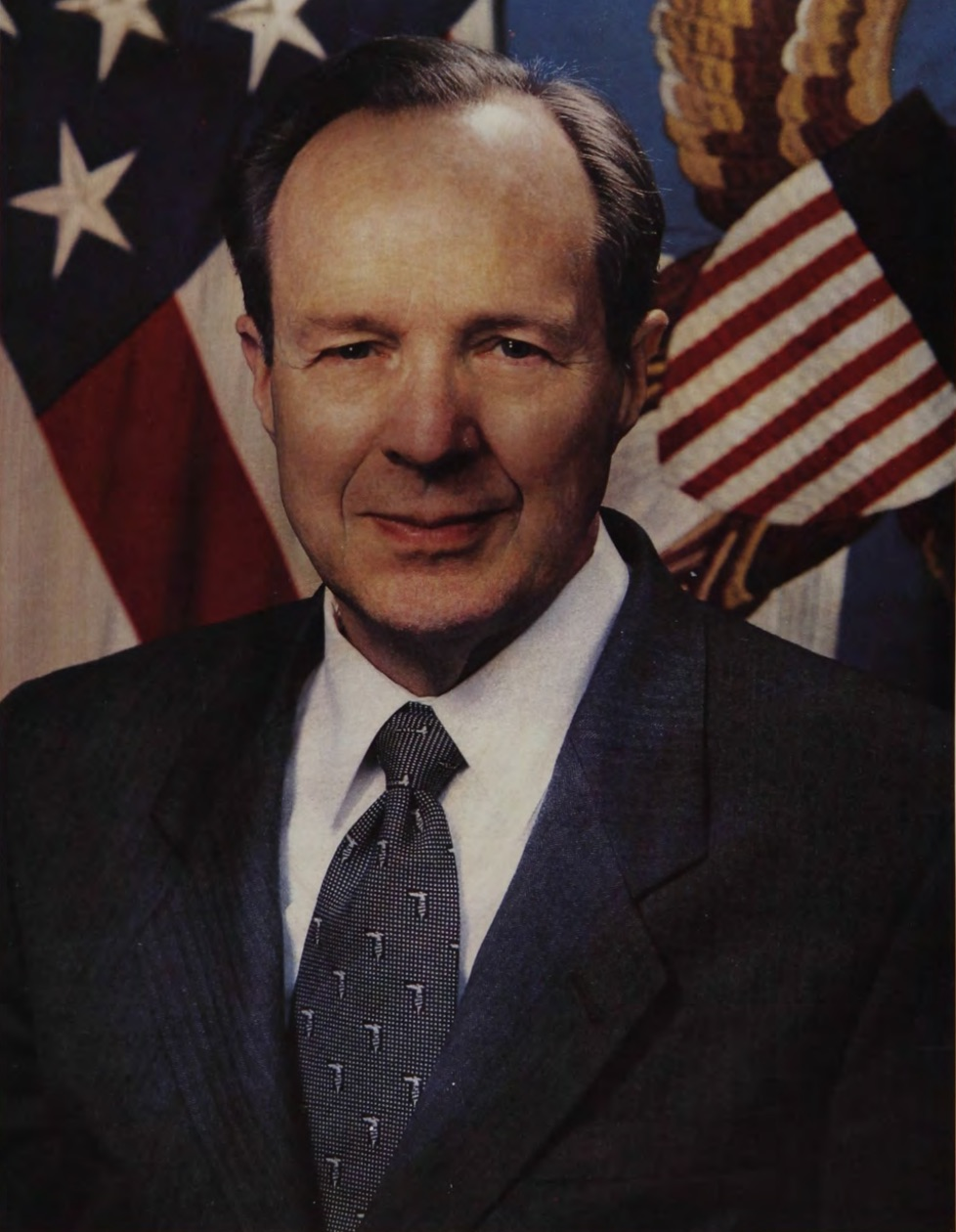 William Perry official DoD photo