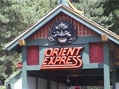 Orient Express Roller Coaster Wikipedia