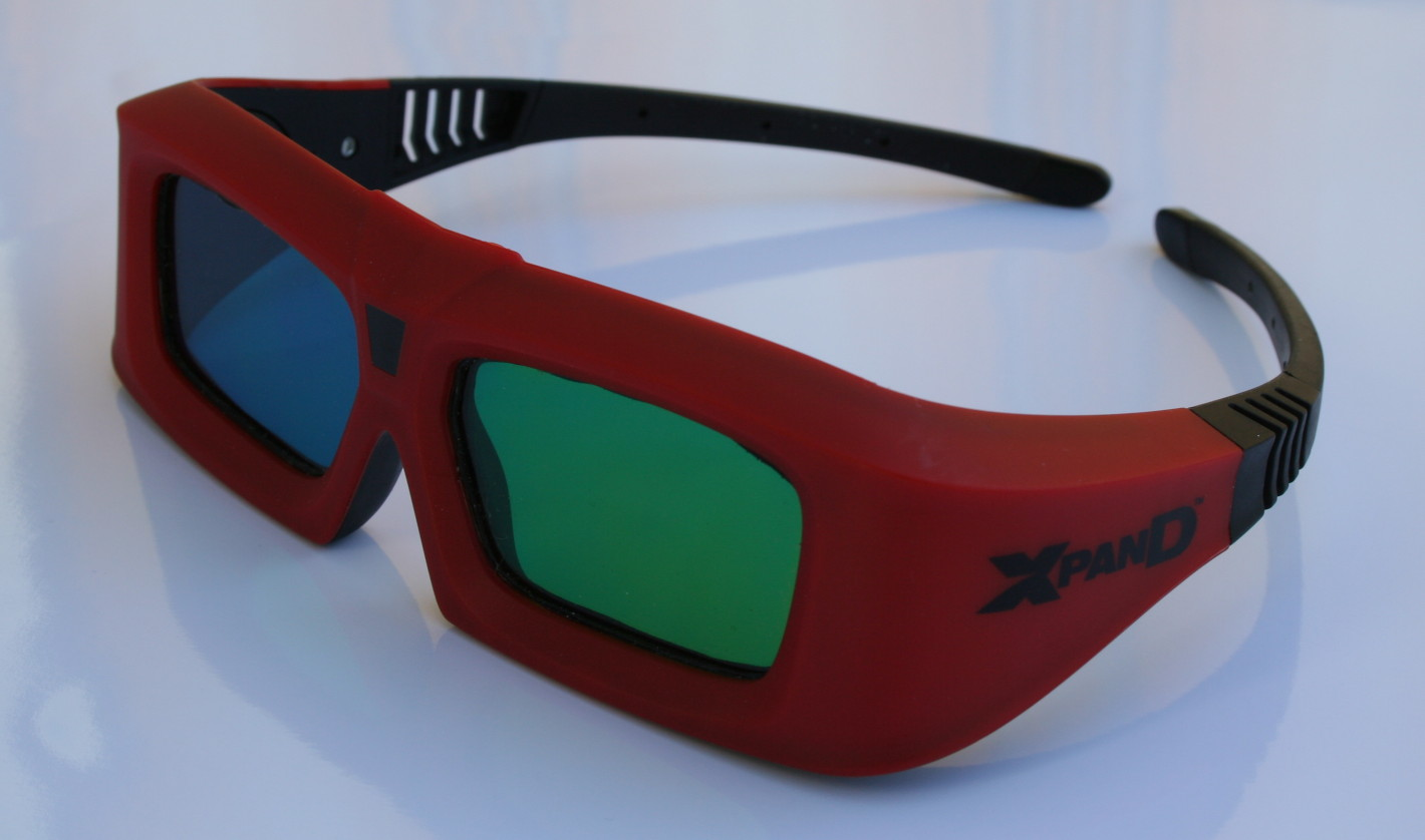Xpand-brille
