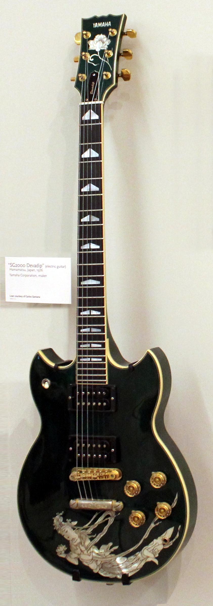 Yamaha Sg