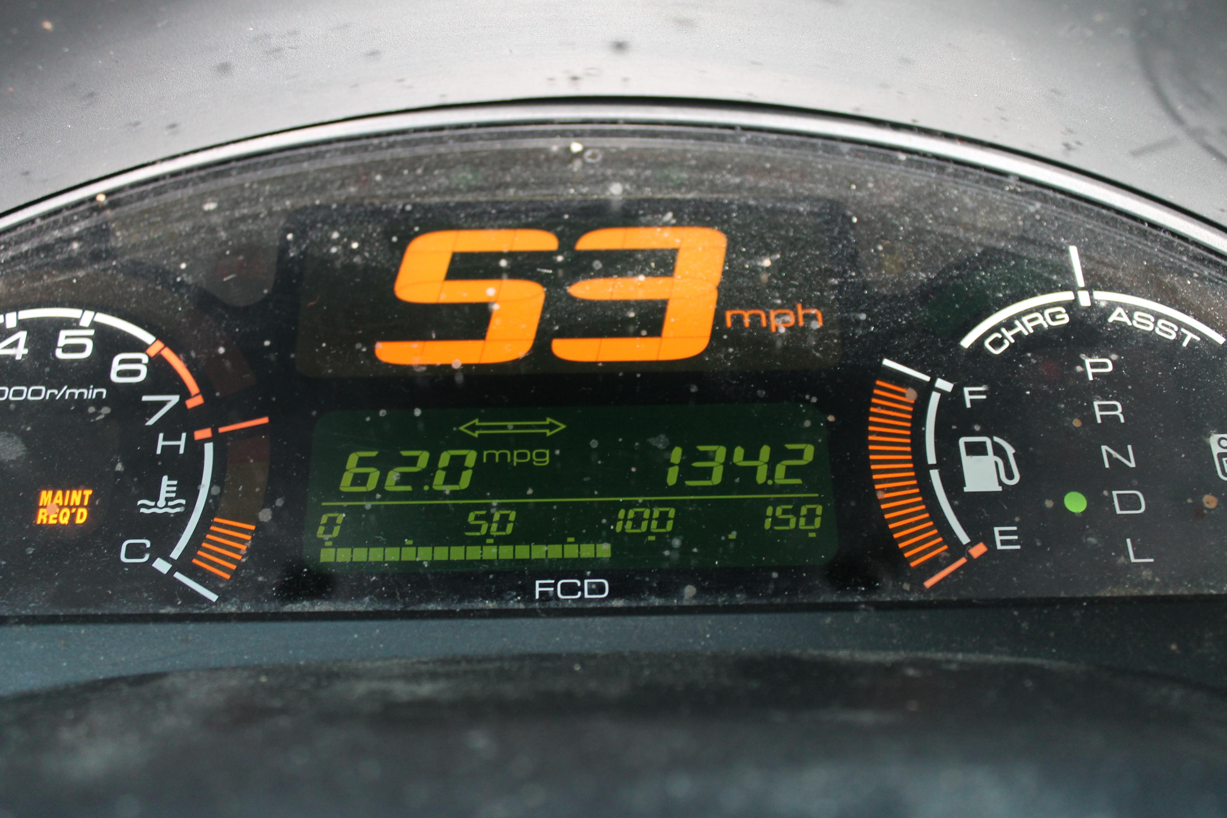 Nice 2000 Honda Civic Lx Mpg Embellishment - Classic Cars Ideas ...