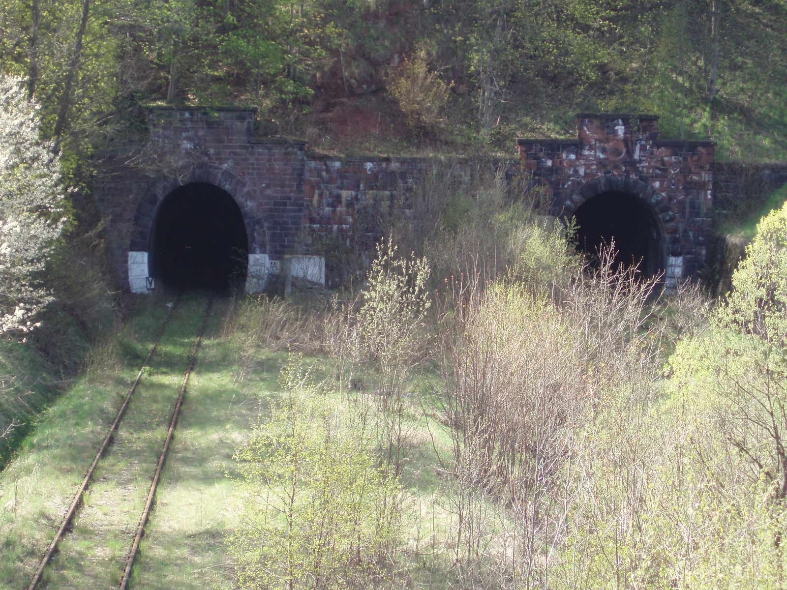Tunele pod Świerkową Kopą