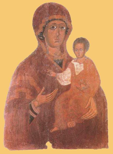 Файл:Дорогобузька ікона Богородиці Одигітрії.jpg — Вікіпедія