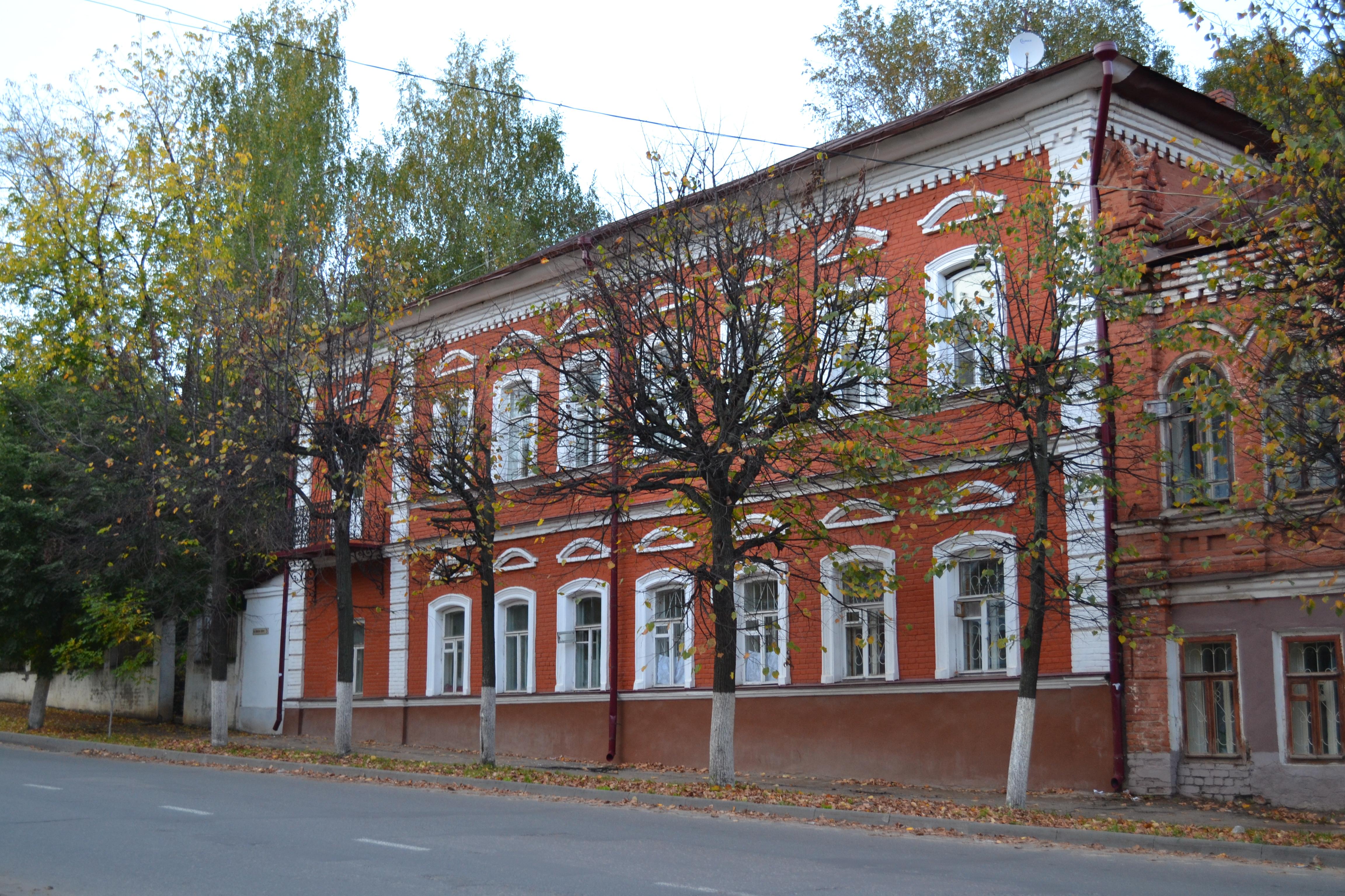 Кострома жилые улицы фото