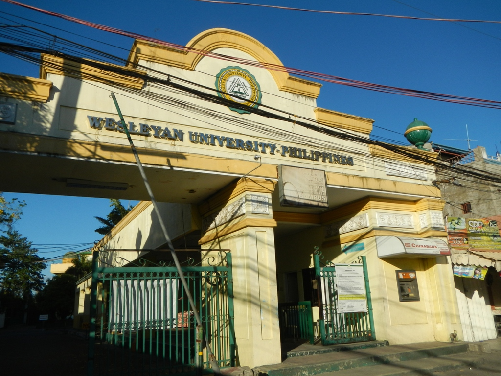 Cabanatuan Philippines  city pictures gallery : ... 0716jfWesleyan University Philippines Cabanatuan City Mabinifvf 04