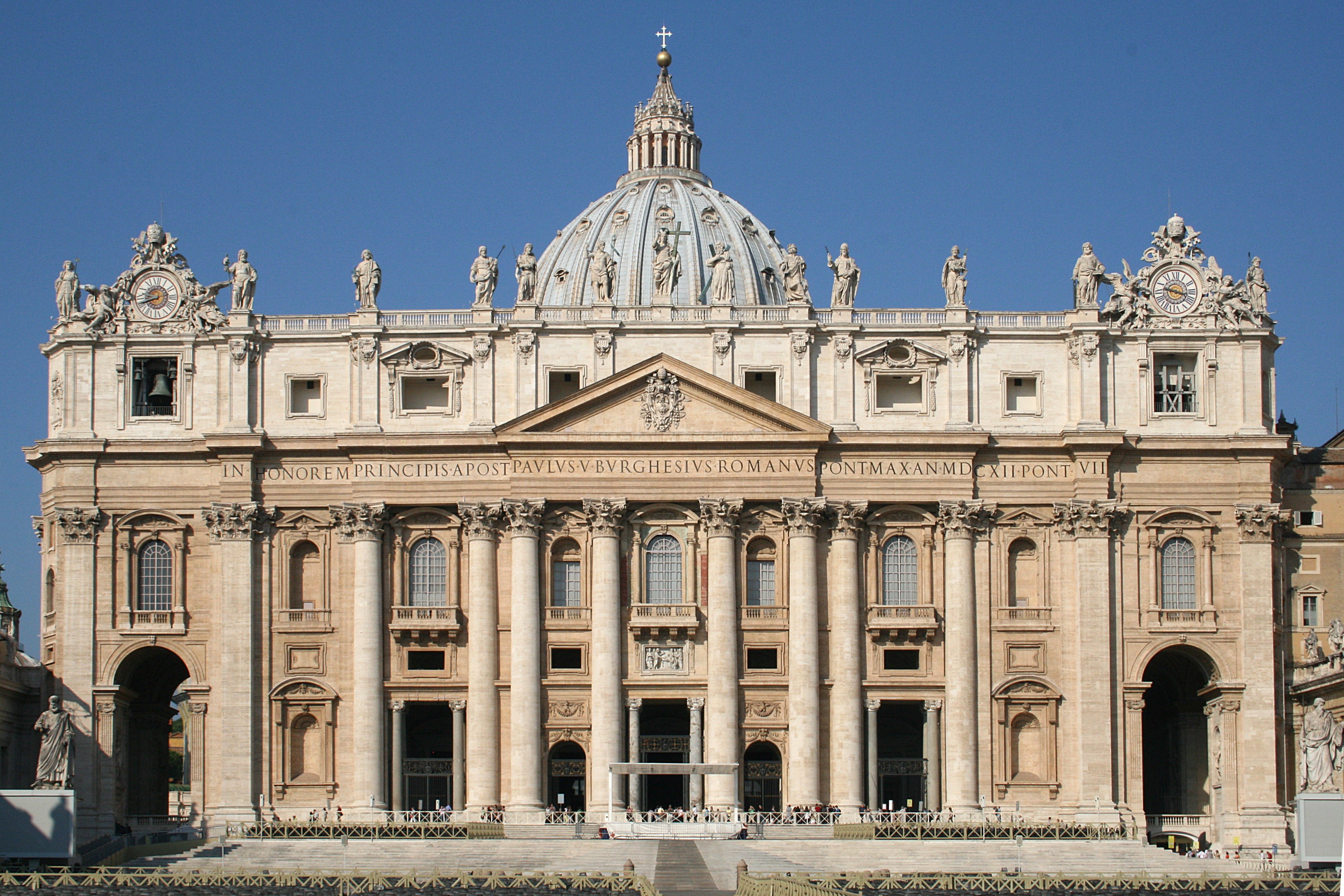 Make room for St. Peter's Basilica in your trip to Rome