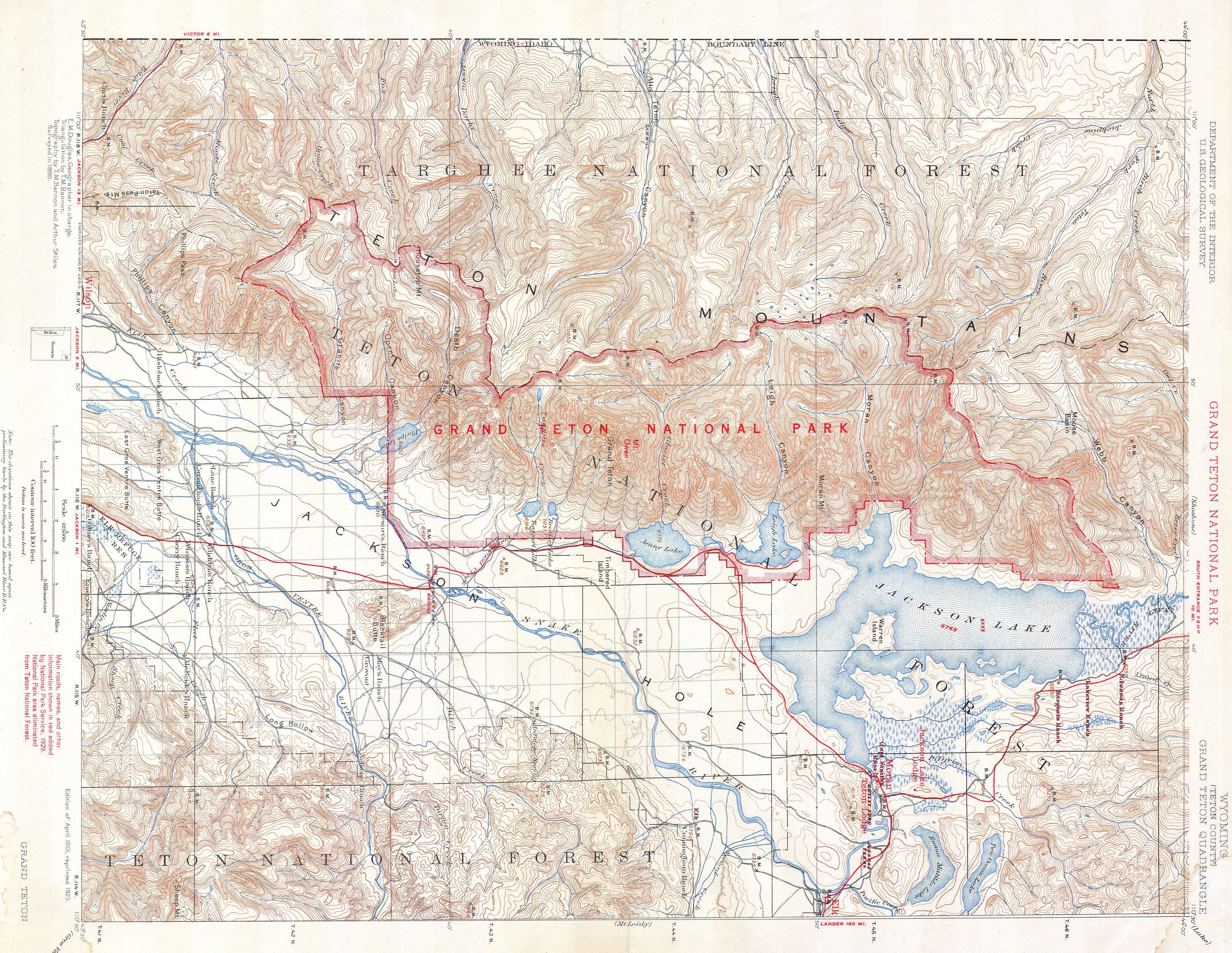 file usgs map of grand teton national park wyoming  geographicus grandteton. file usgs map of grand teton national park wyoming