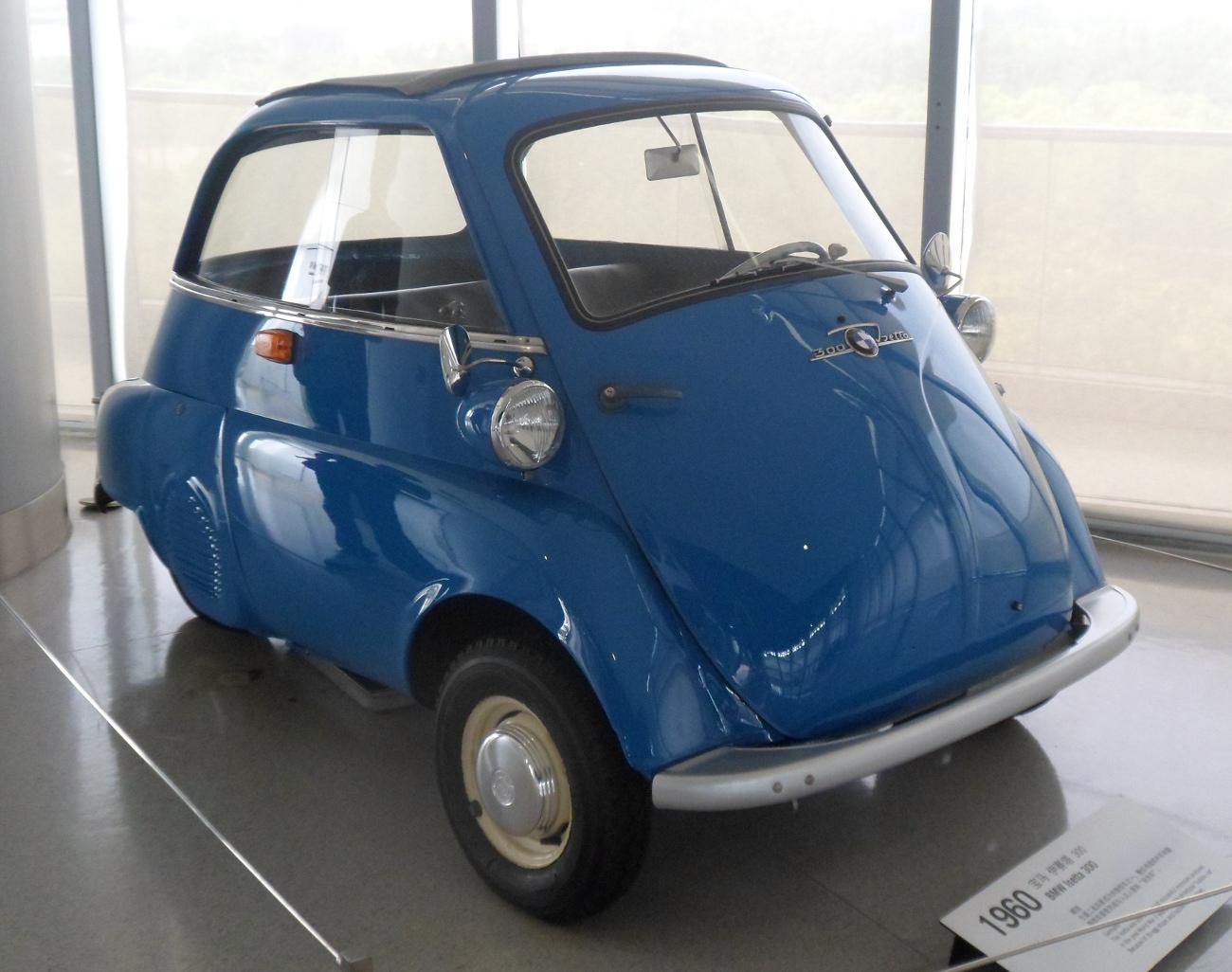 1960 Bmw Isetta 300 File Bmw Isetta 300 1960 Dutch Licence