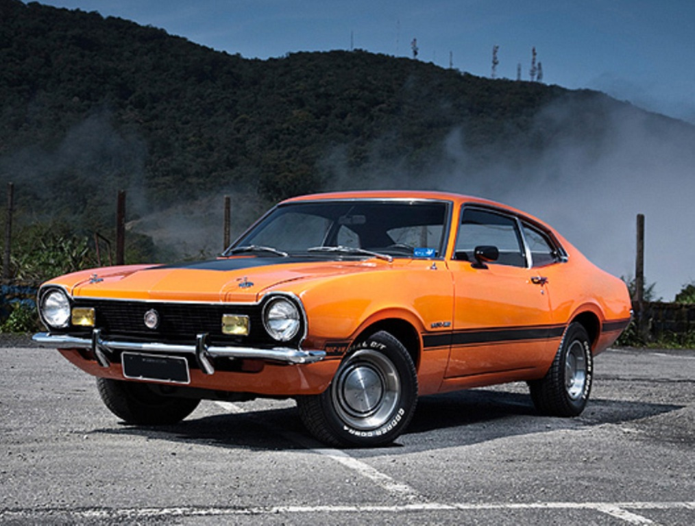 Ford Maverick. Brazilian Ford Maverick GT