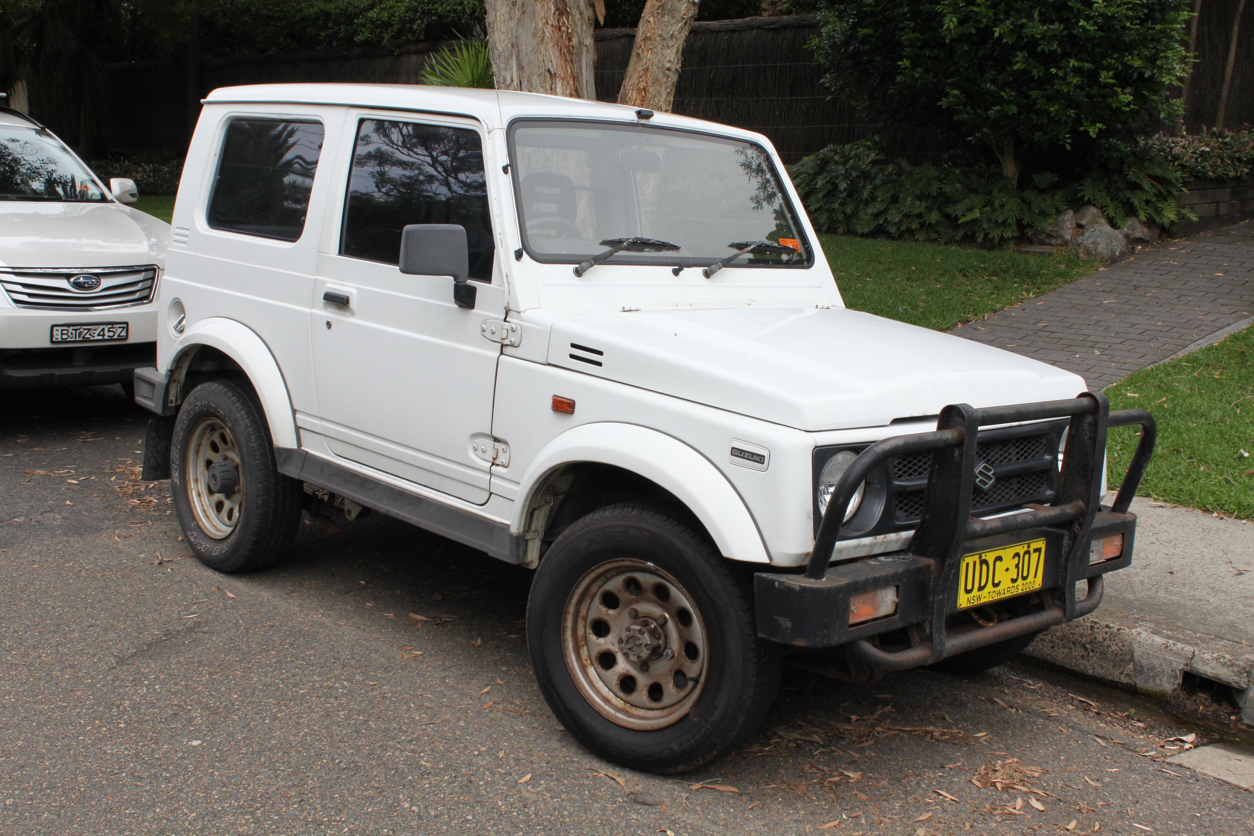 Suzuki Samurai Jx Hardtop