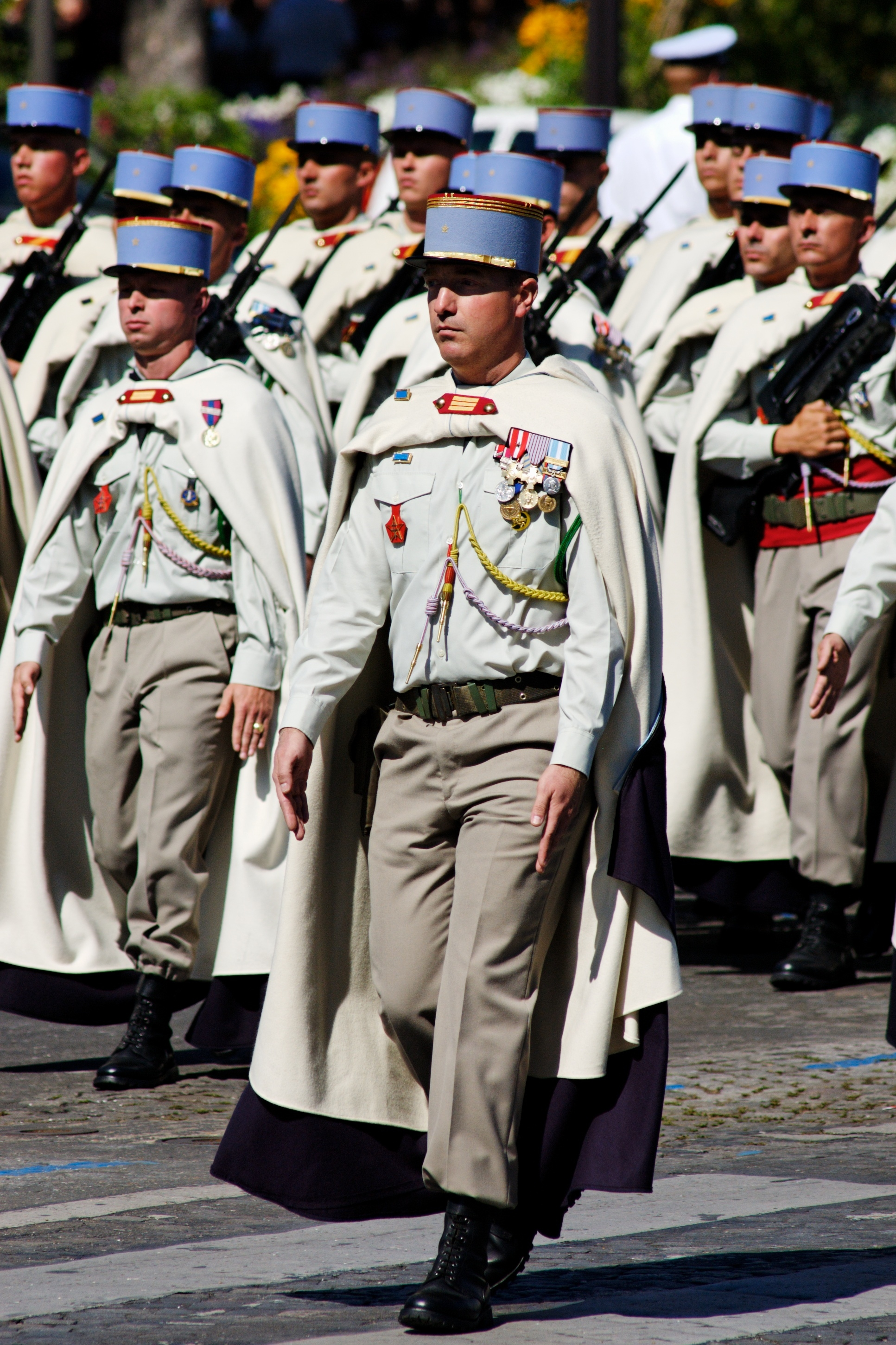 bastille day military parade 2015