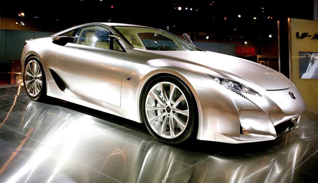 Lexus LF-A car photo