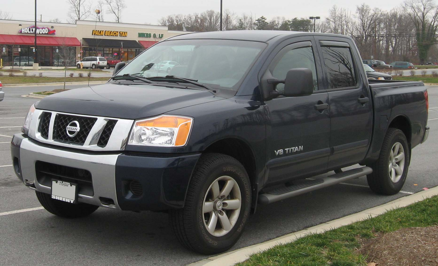 Description 2008 Nissan Titanjpg