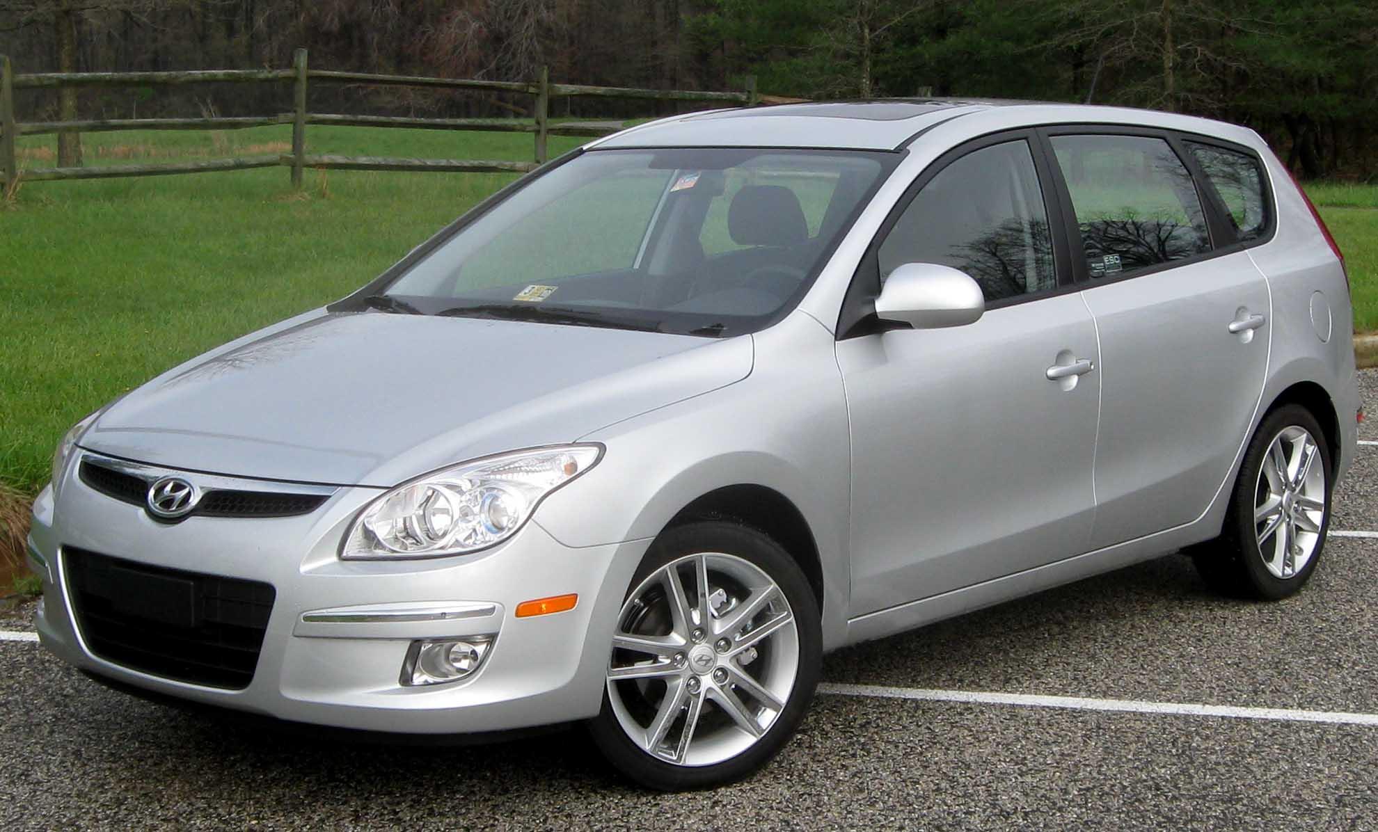 Hyundai Elantra Touring Price