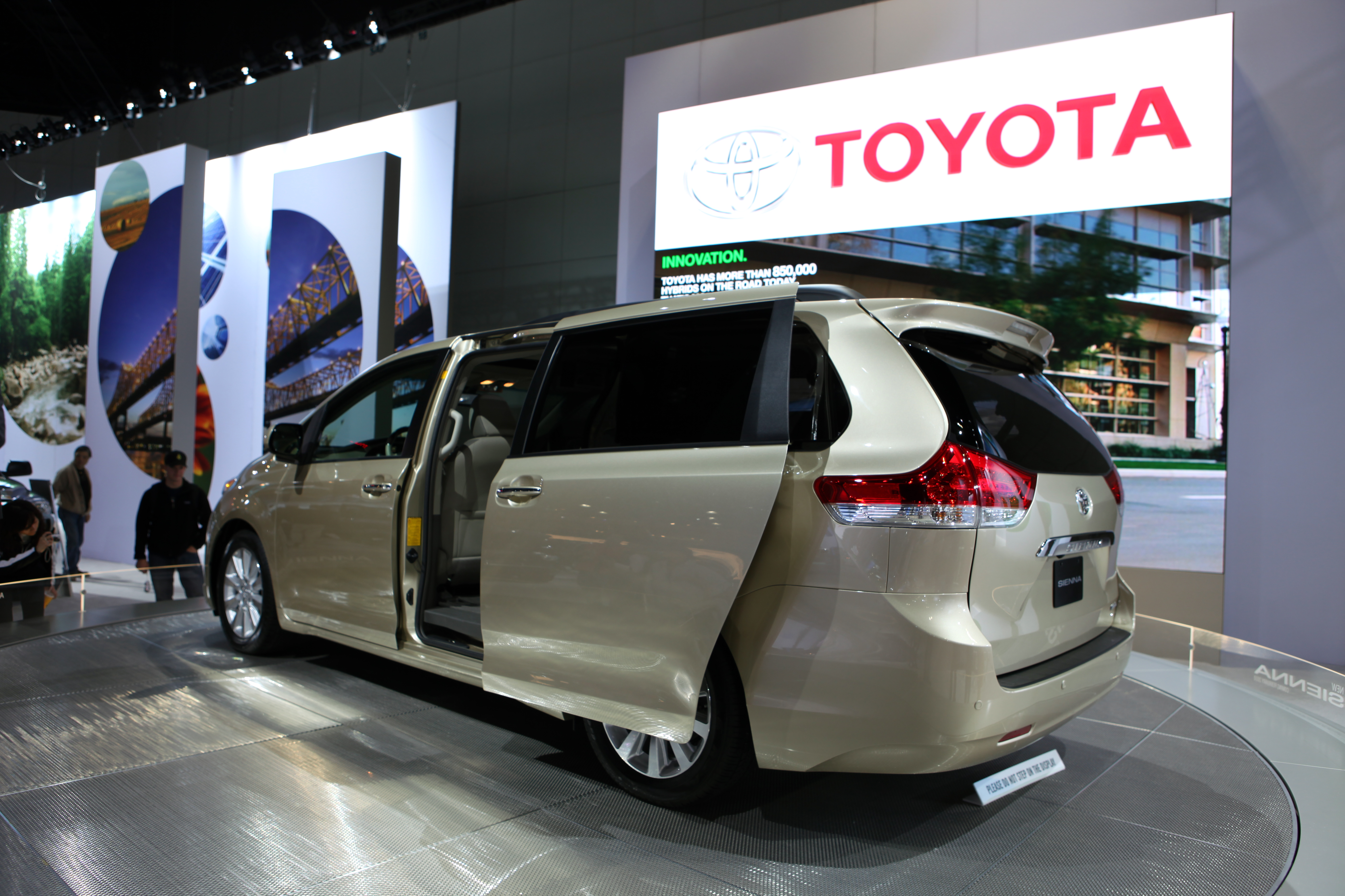 innovation in toyota If you ask experts in organizational innovation about toyota, you'll often see a bemused expression on their faces toyota is a bit hard to figure, innovation wise.