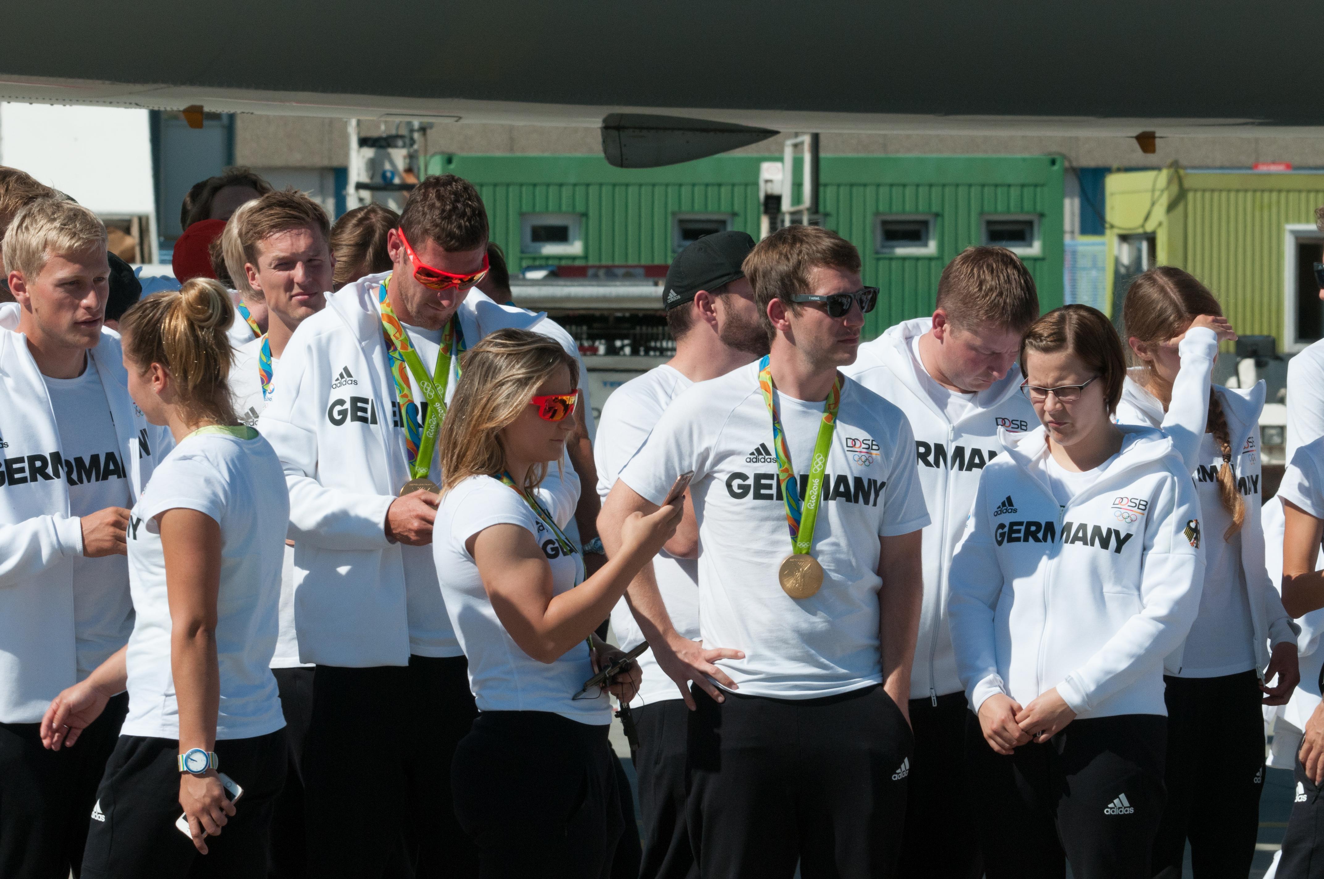 Olympiamannschaft