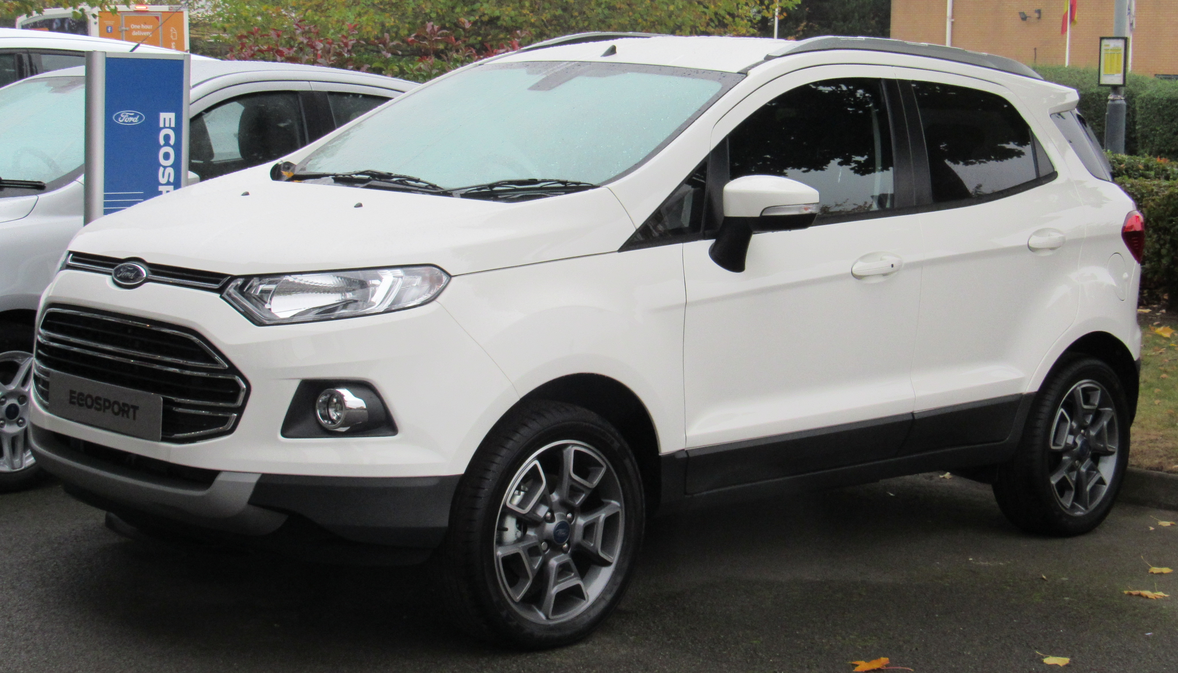 File 2017 Ford Ecosport Jpg Wikimedia Commons