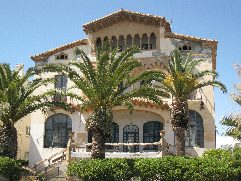 File 252 casa vilella resid ncia helv tica pg mar tim wikimedia commons - Casa vilella sitges ...