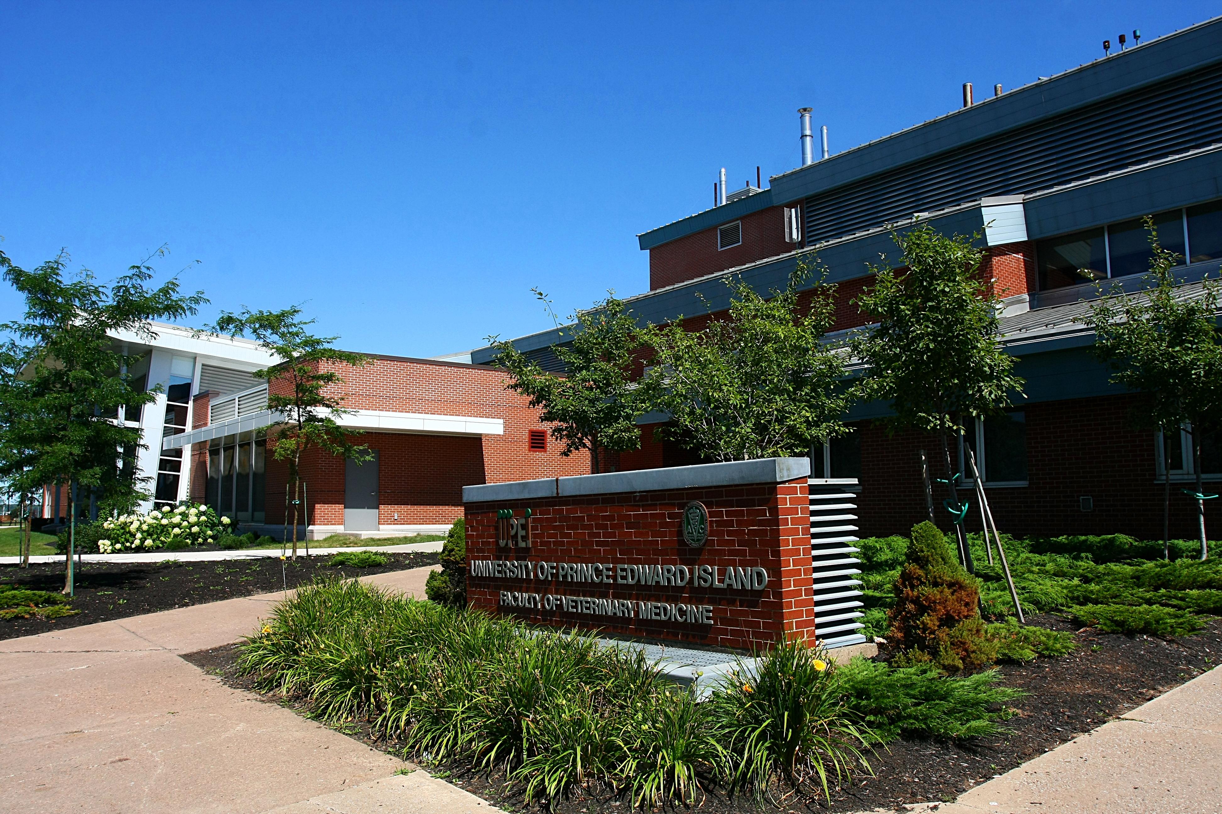 University Of Prince Edward Island >> Atlantic Veterinary College Wikipedia