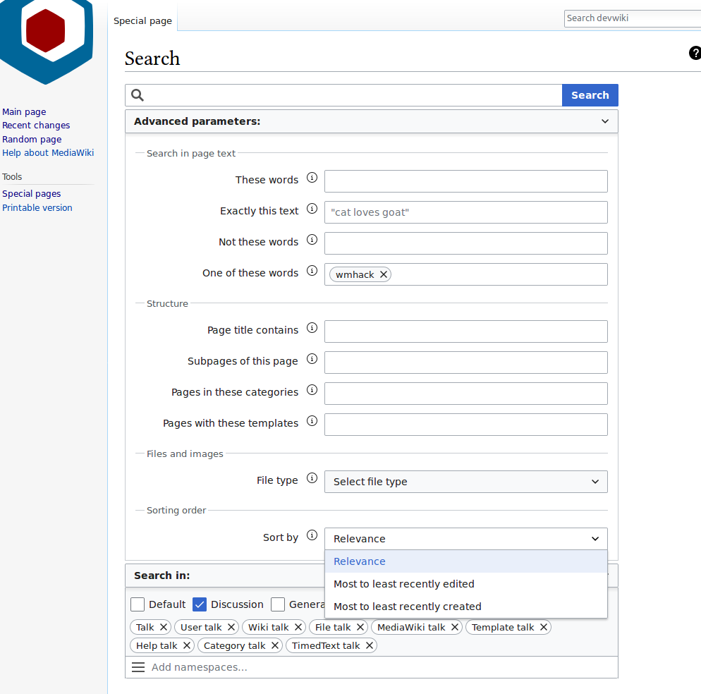 File:Advanced Search - sorting option png - Wikimedia Commons