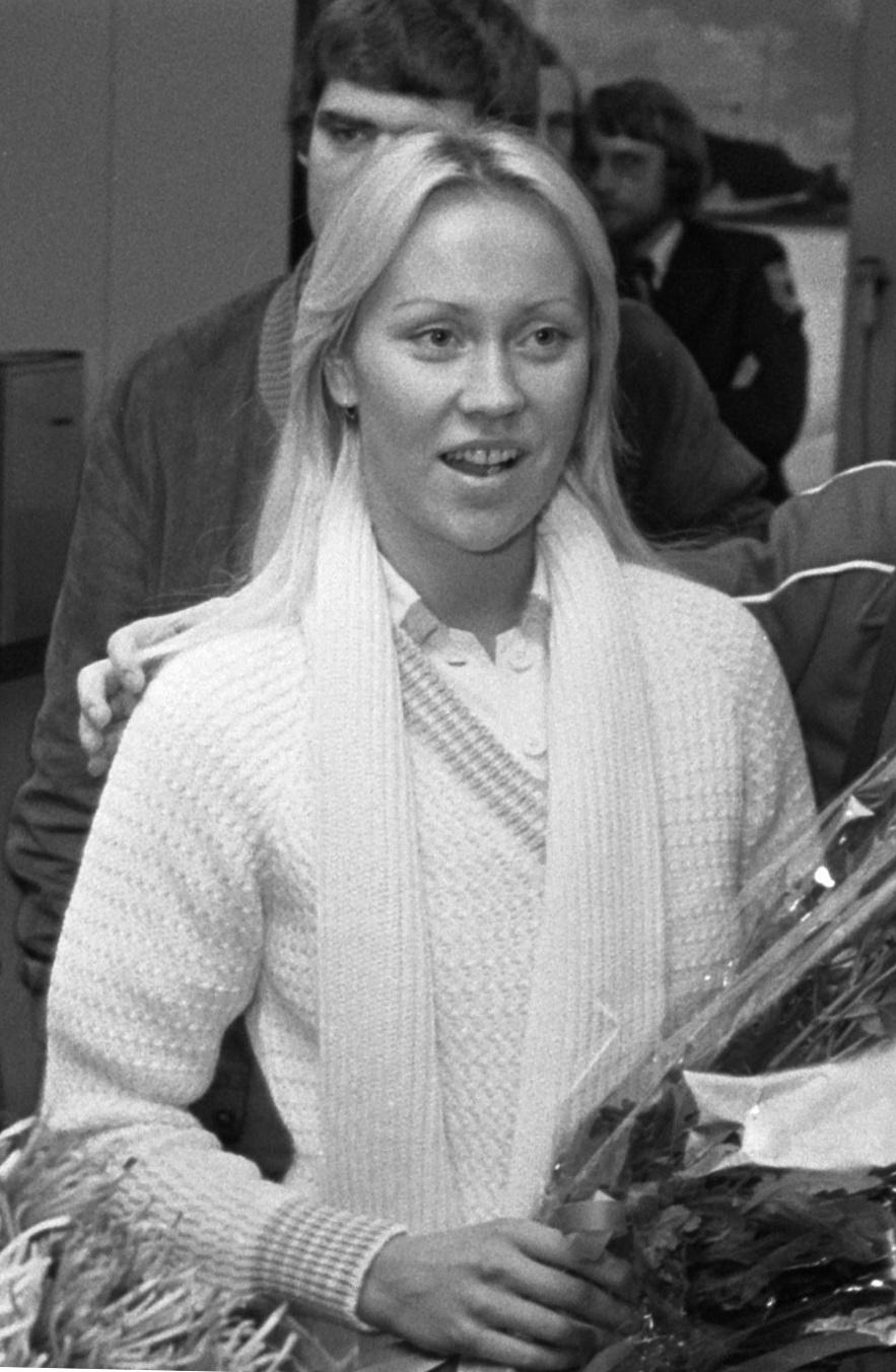 Agnetha Fältskog Jung