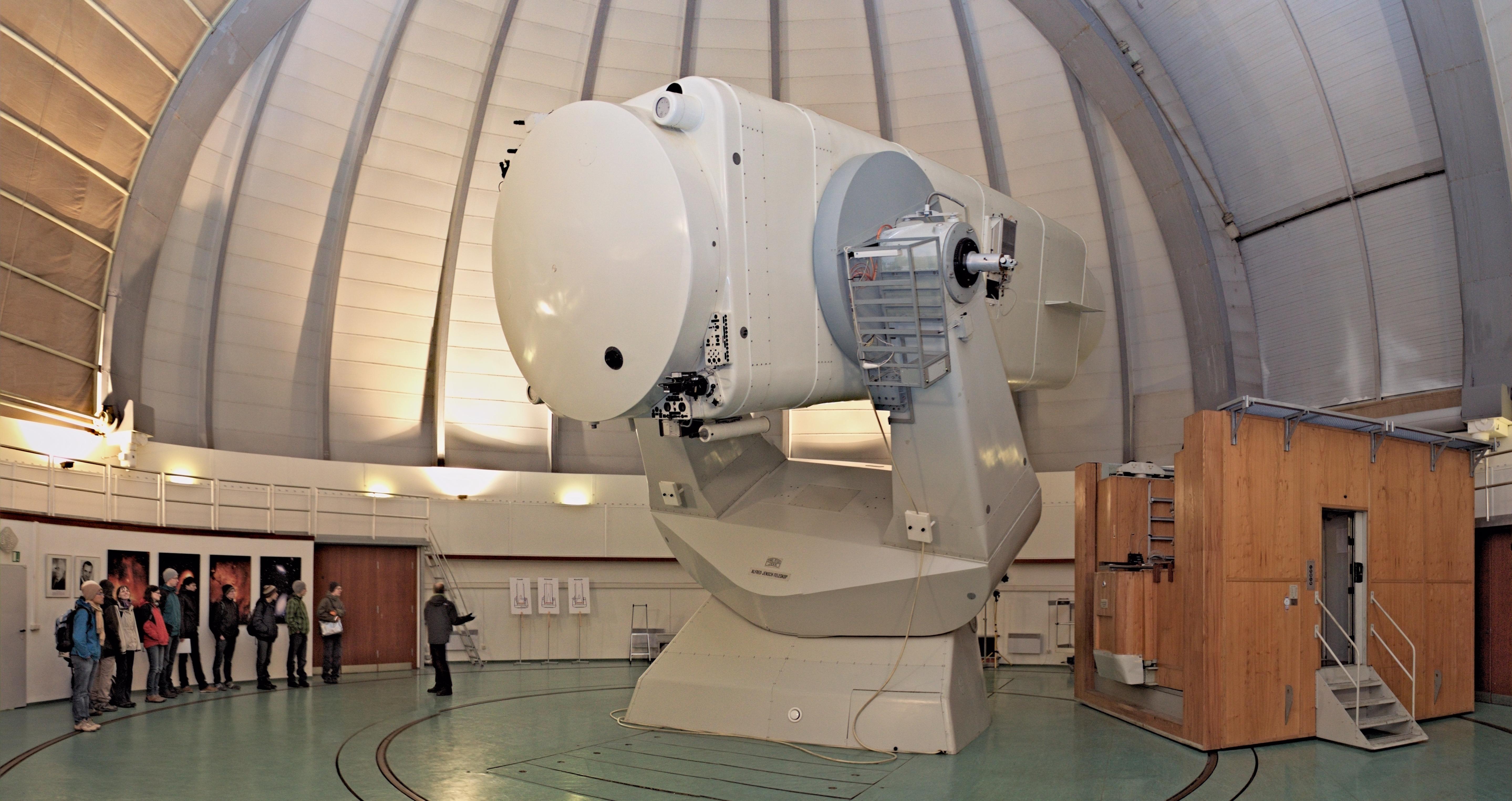 Wie man ein bushnell teleskop zusammenbaut
