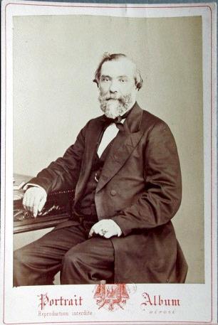Henri-François-Alphonse Esquiros (ca. 1869)
