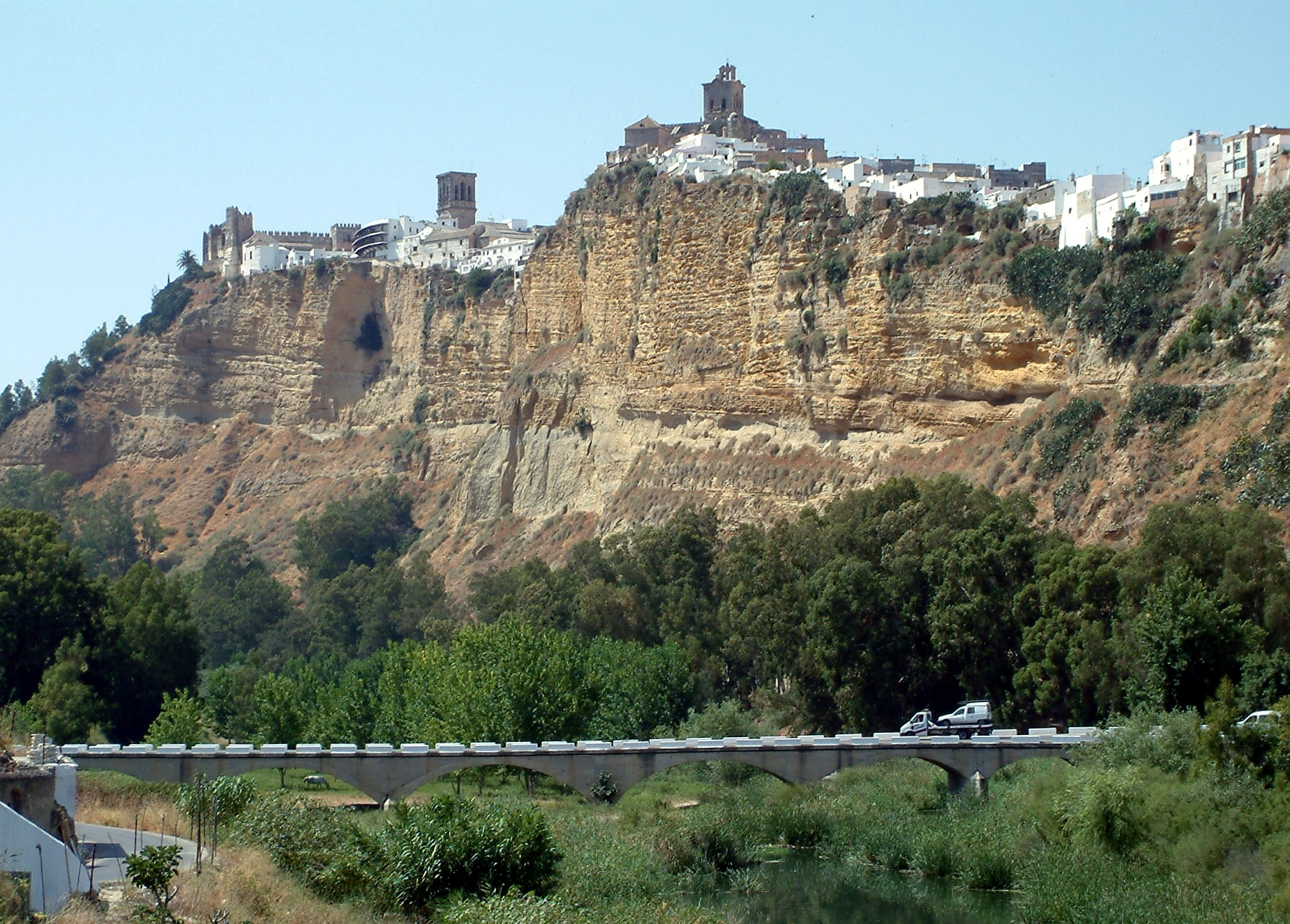 Arcos De La Frontera Spain  city photo : Arcos de la Frontera Wikipedia, the free encyclopedia