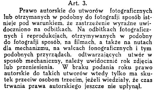 File:Art.3 of Polish copyright law of March 29, 1926.JPG