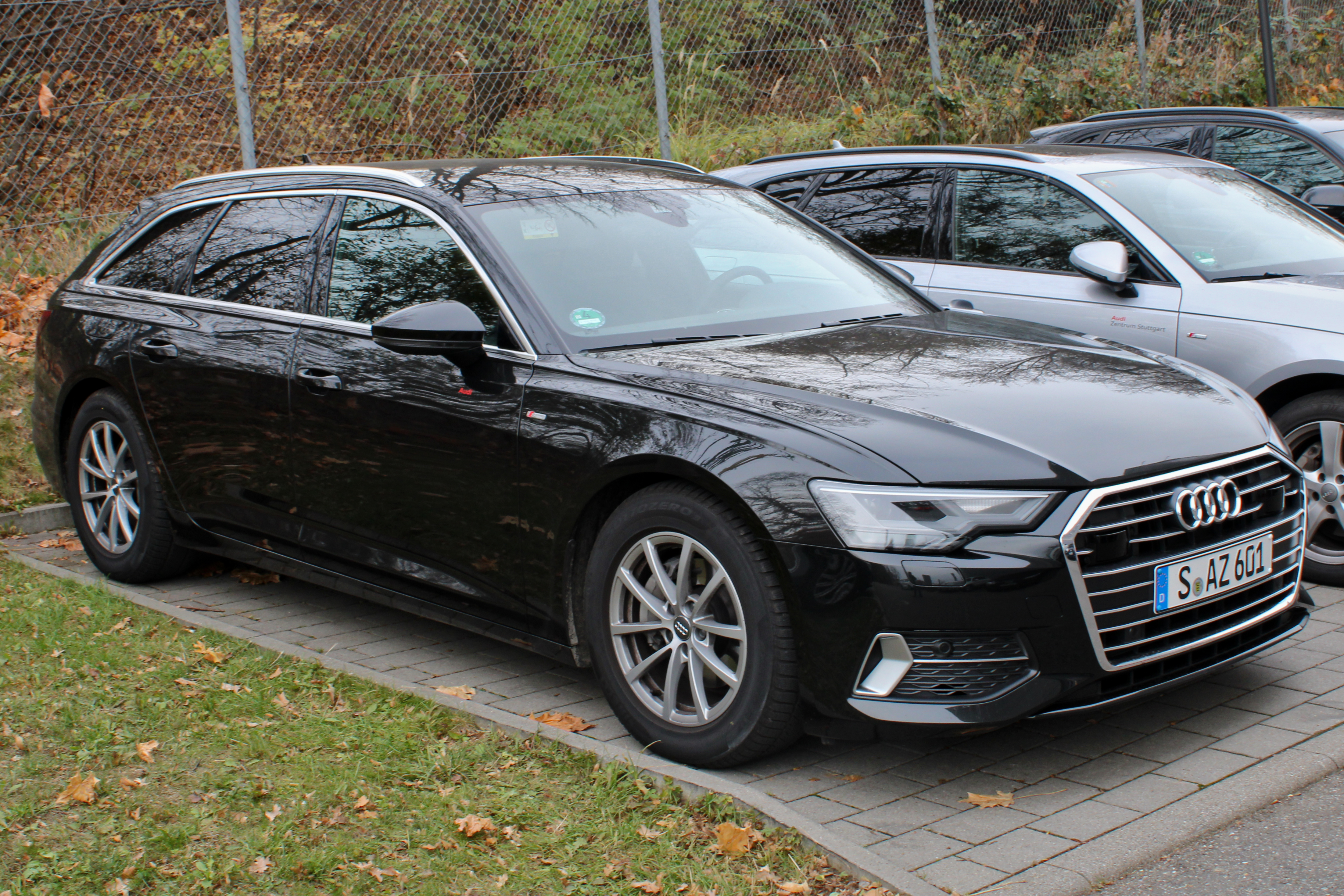 Audi A6 Avant 2018 >> Tiedosto Audi A6 Avant C8 Img 0756 Jpg Wikipedia