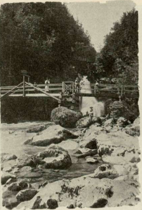 Benedikt Lergetporer - Most pod Šumom