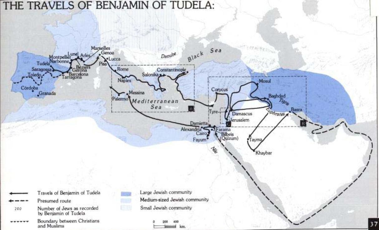 Benjamin of Tudela