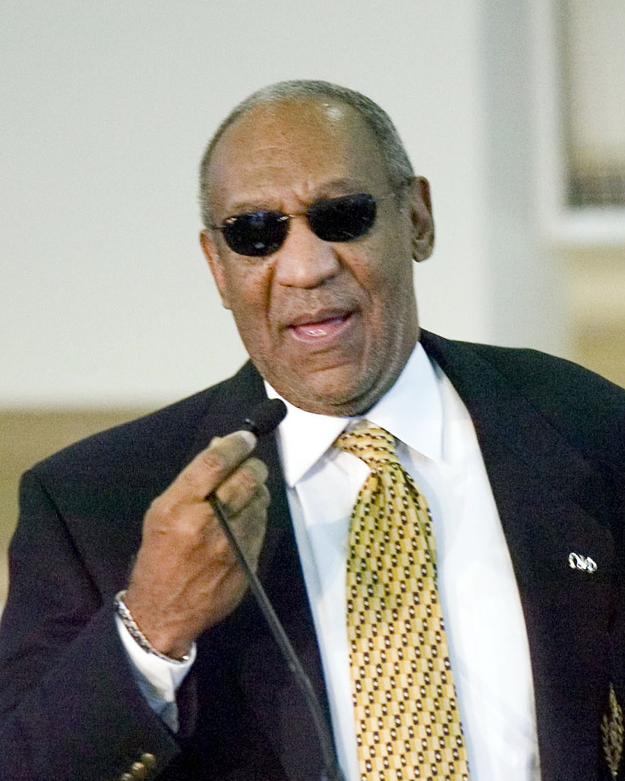 bill cosby speaking