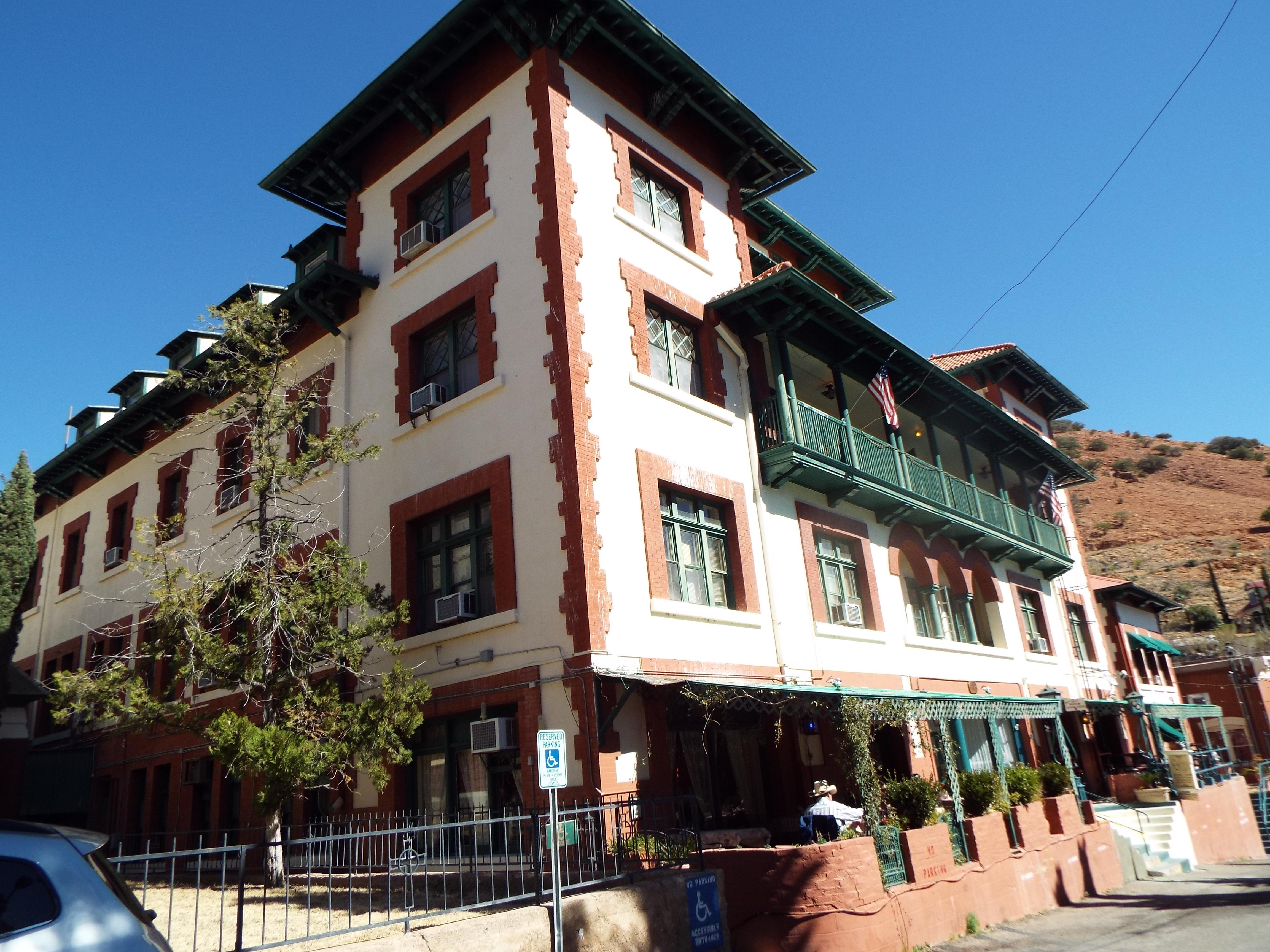 File Bisbee Copper Queen Hotel 1902 Jpg