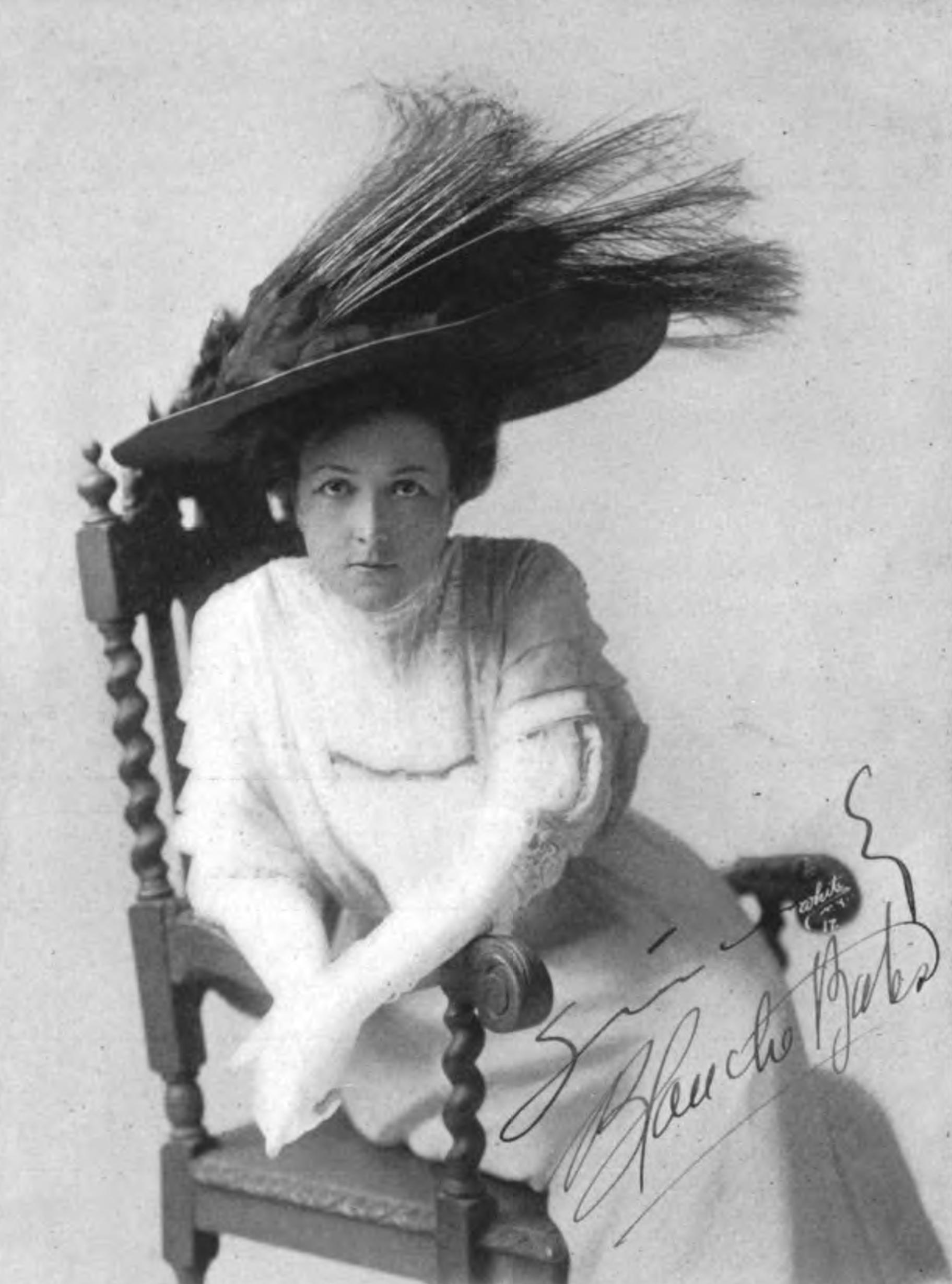 Blanche Bates