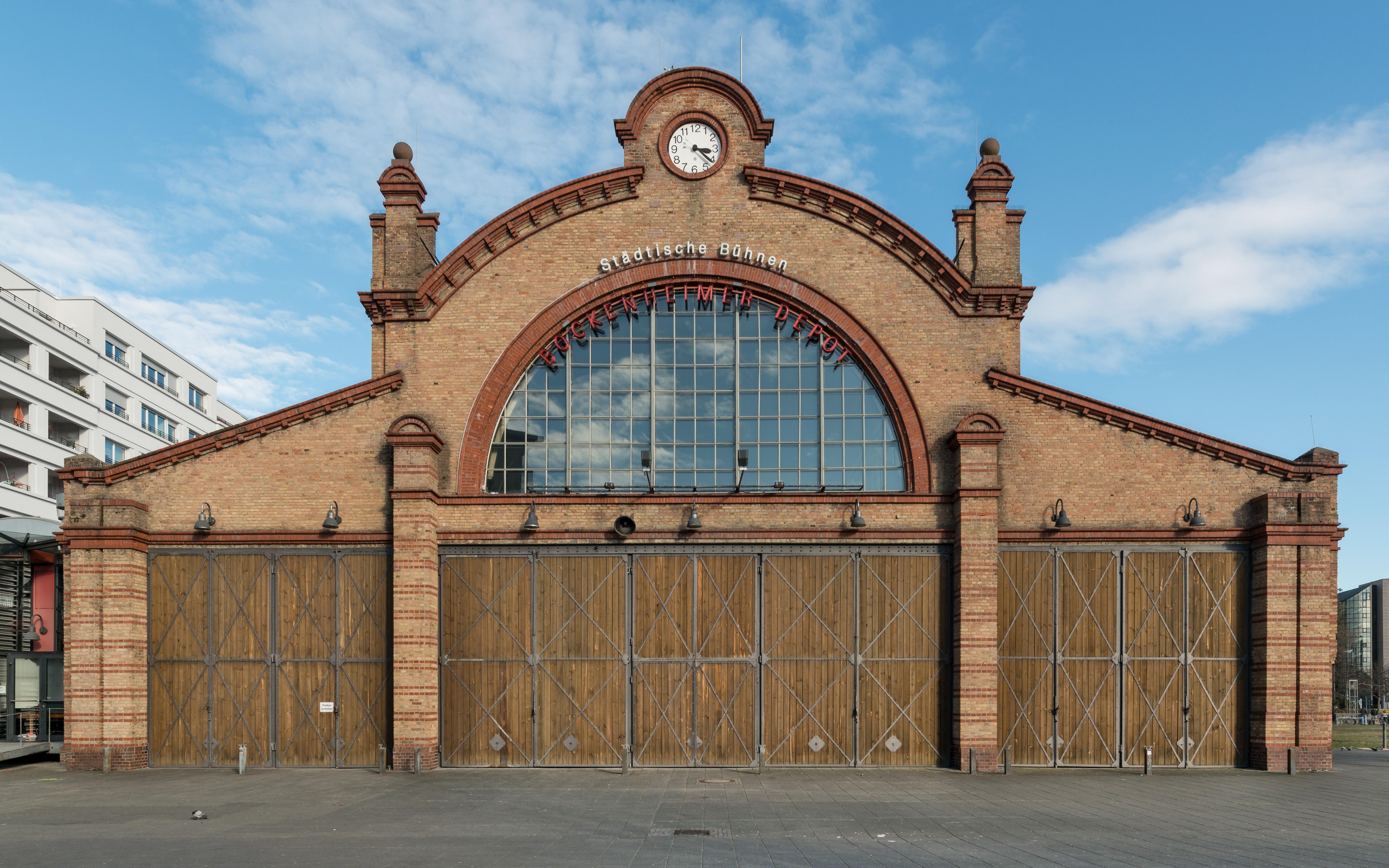 File Bockenheimer Depot Frankfurt West View 20170226 1