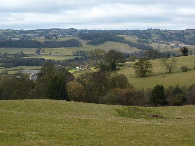 Brownhouse Farm - geograph.org.uk - 1753108