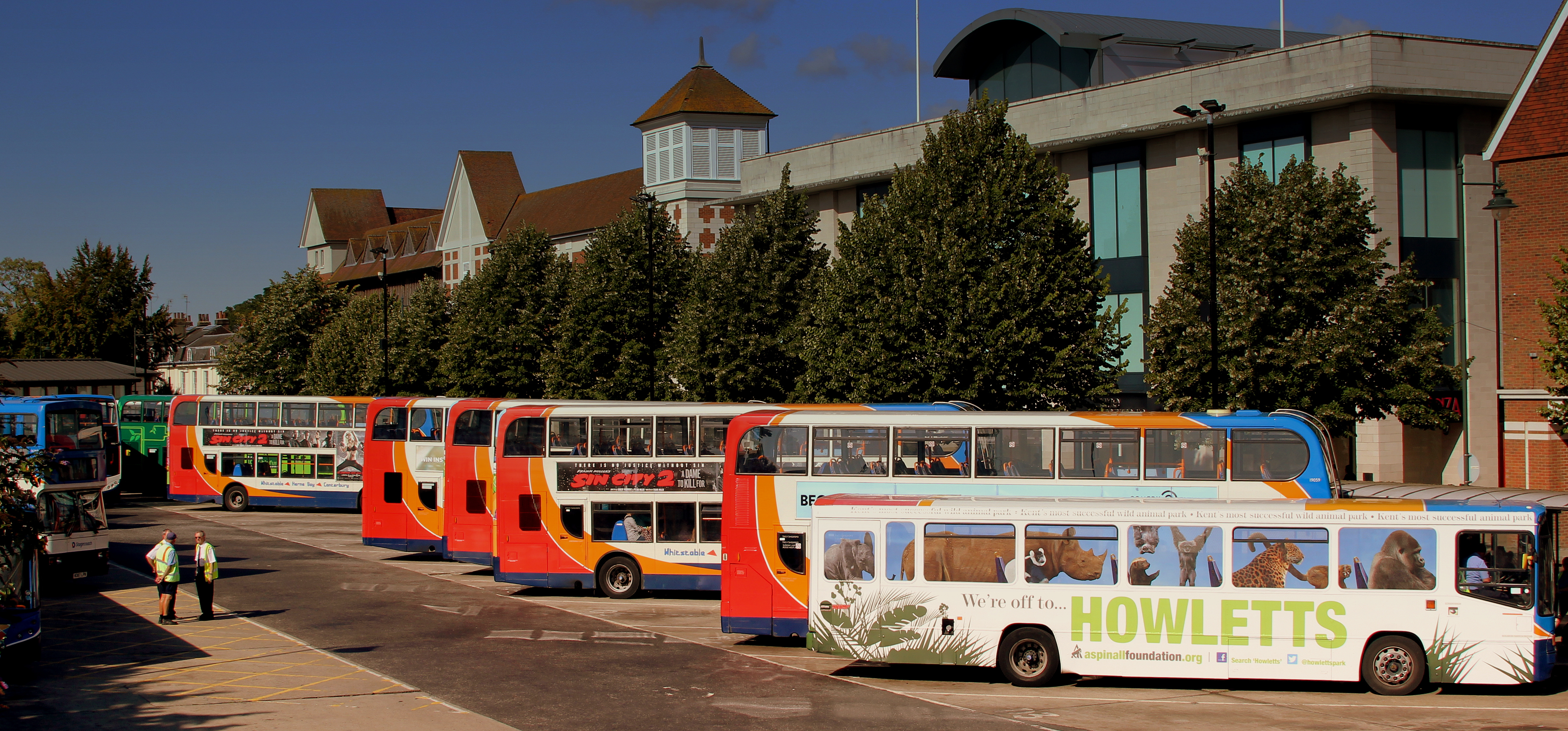 File Canterbury Bus Station Kent Aug 2014 14835955727